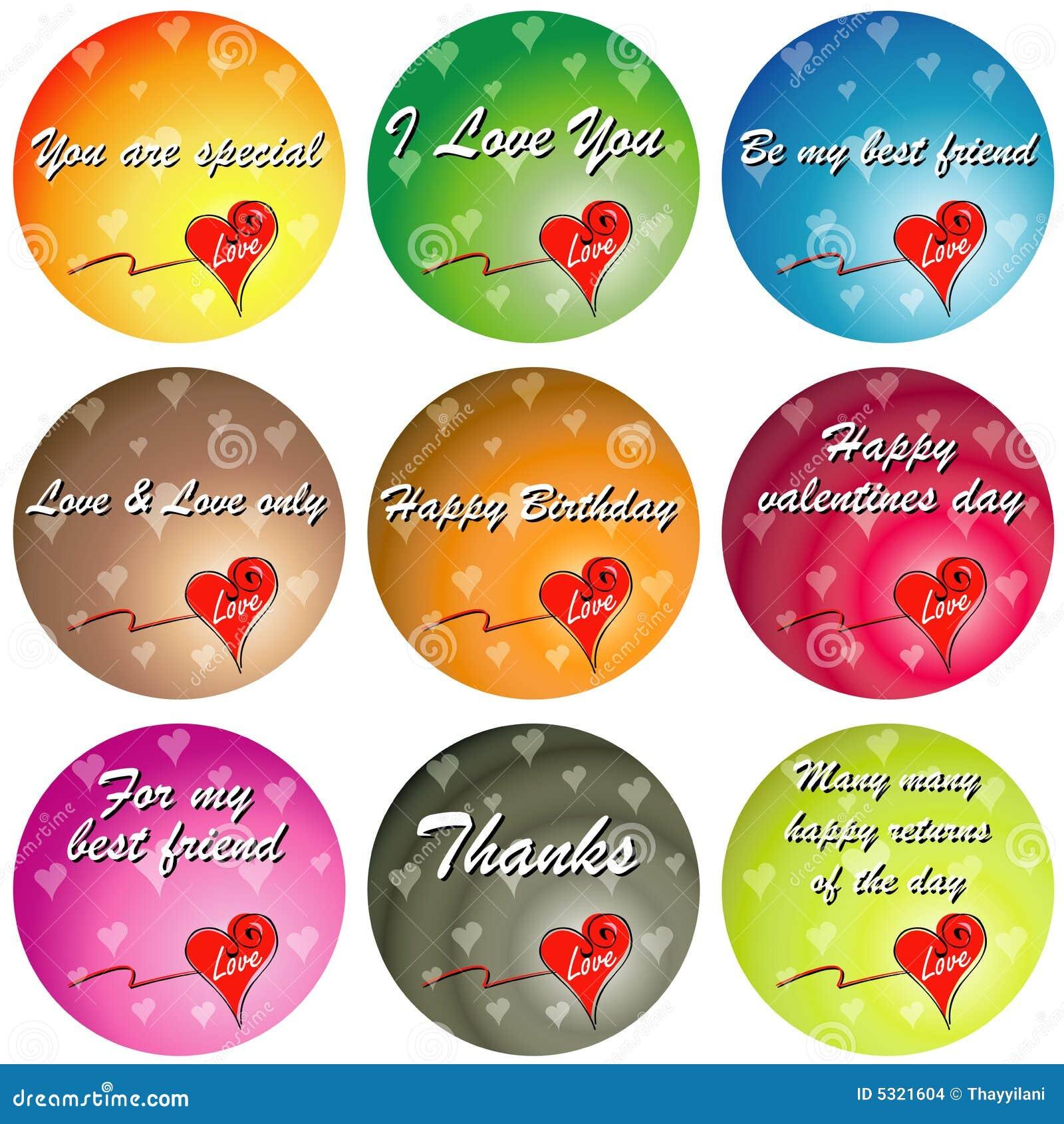 Citaten Met Kunst : Kleurrijke liefde met citaten stock afbeeldingen