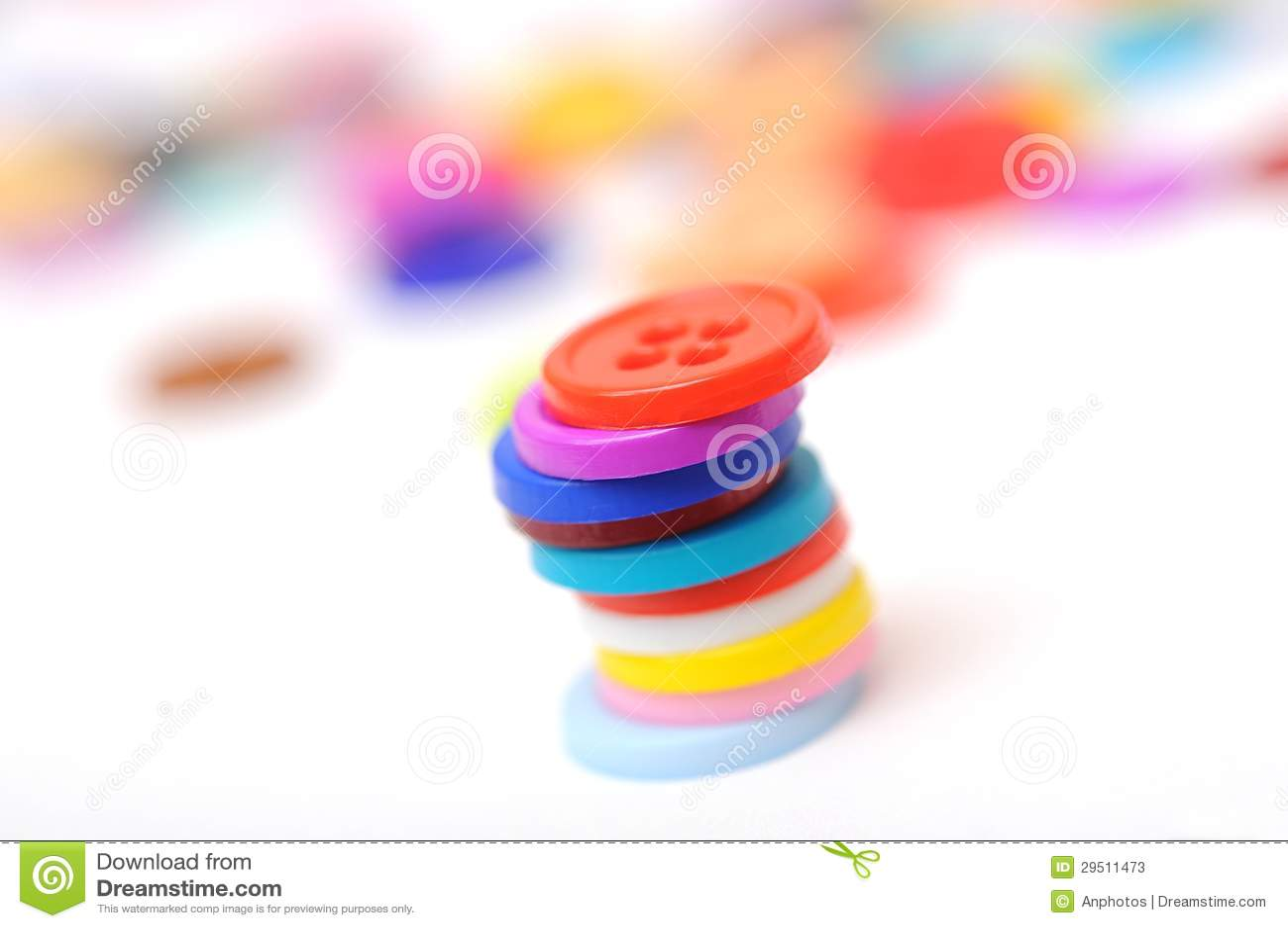 Kleurrijke noten