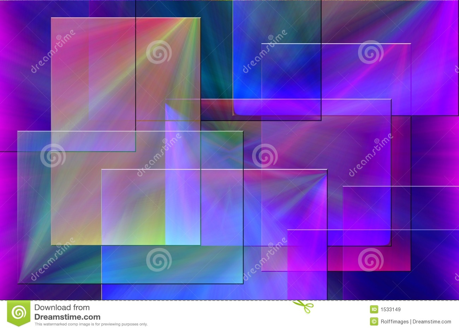 Kleurrijke samenvatting