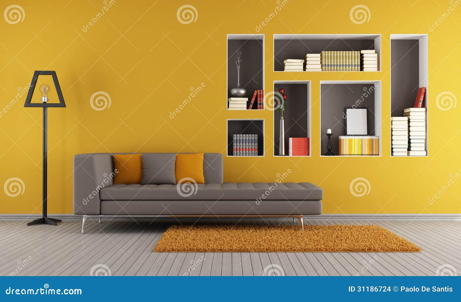 Kleurrijke woonkamer stock afbeeldingen afbeelding 31186724 - Afbeelding eigentijdse woonkamer ...