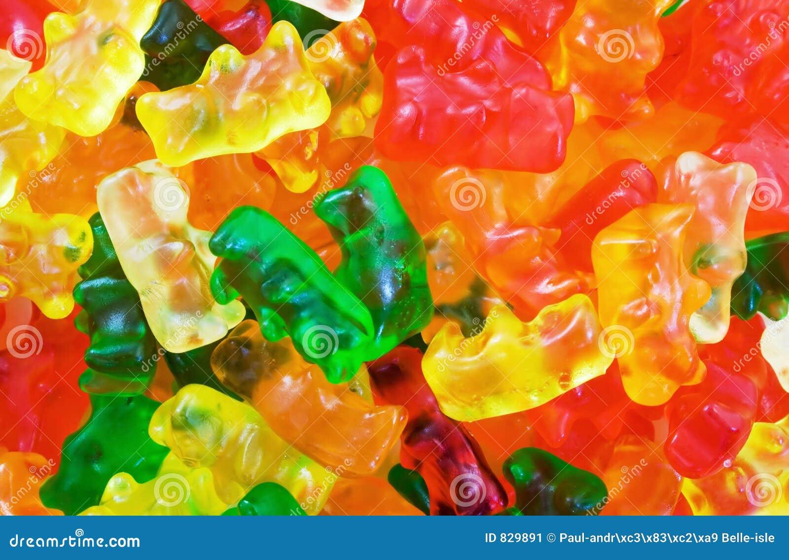 Kleverige beren