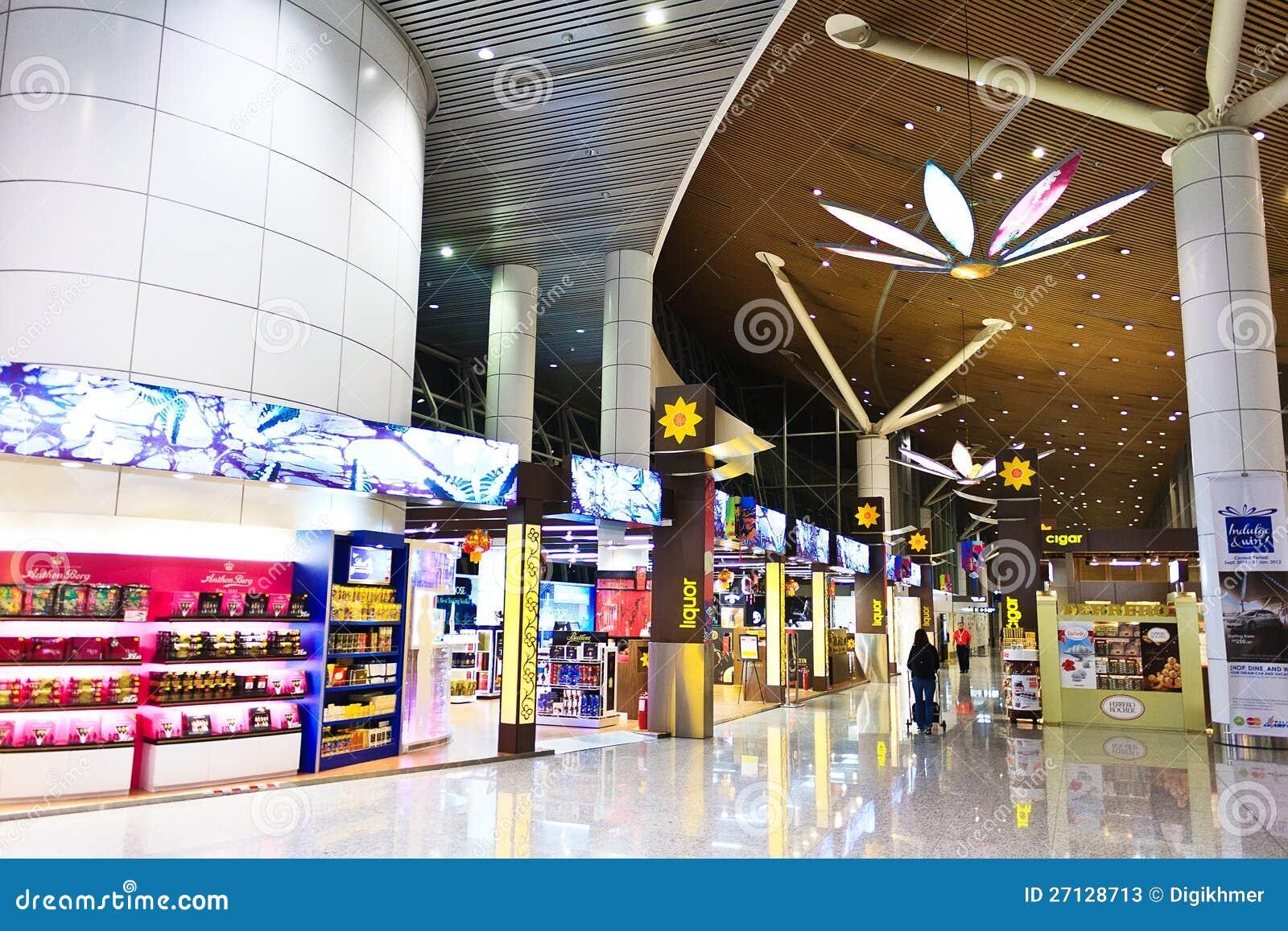 malaysia klia airport duty free