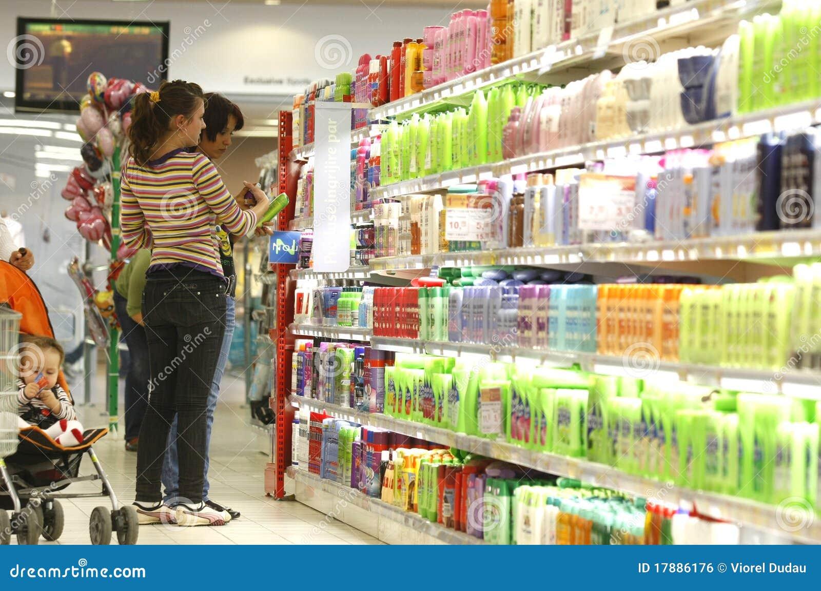Klienci target1286_1_ supermarket