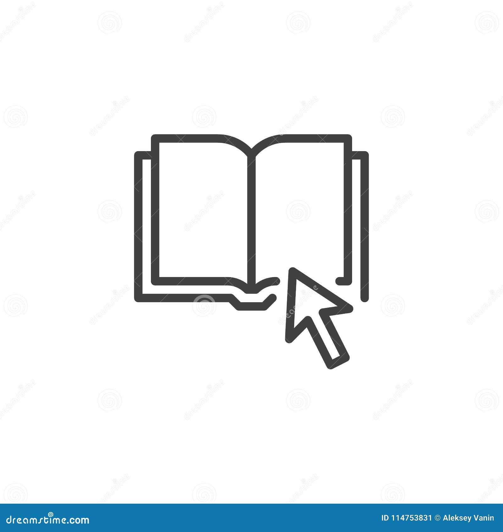 Klik op het pictogram van het Boekoverzicht