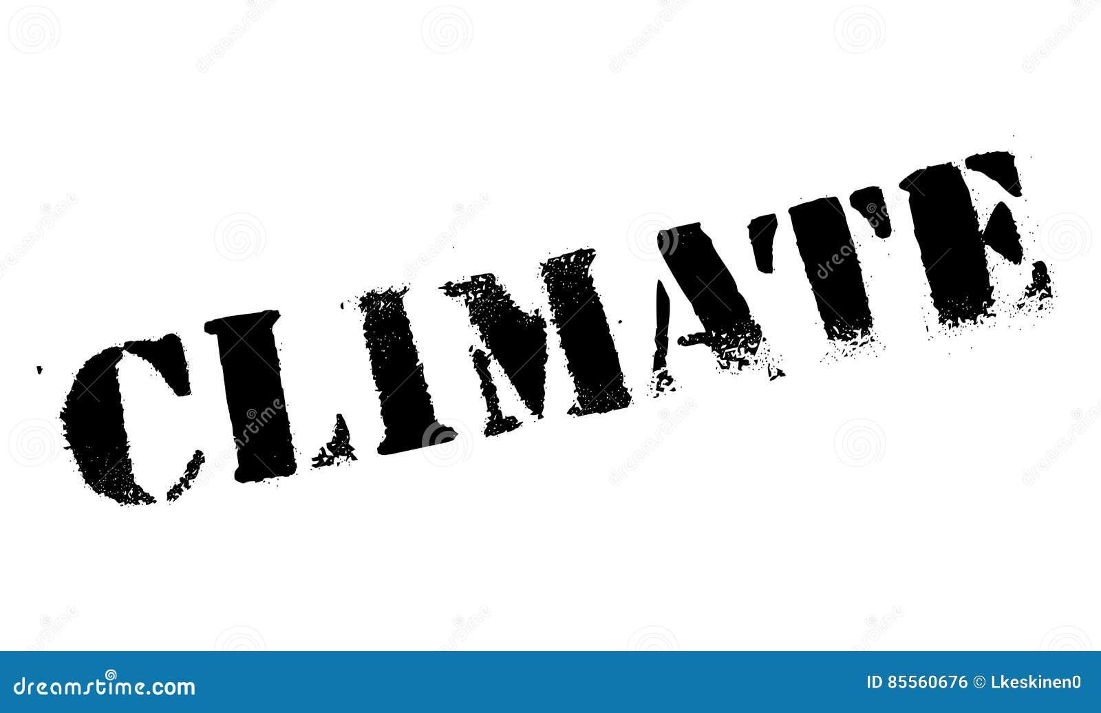 Klimastempel