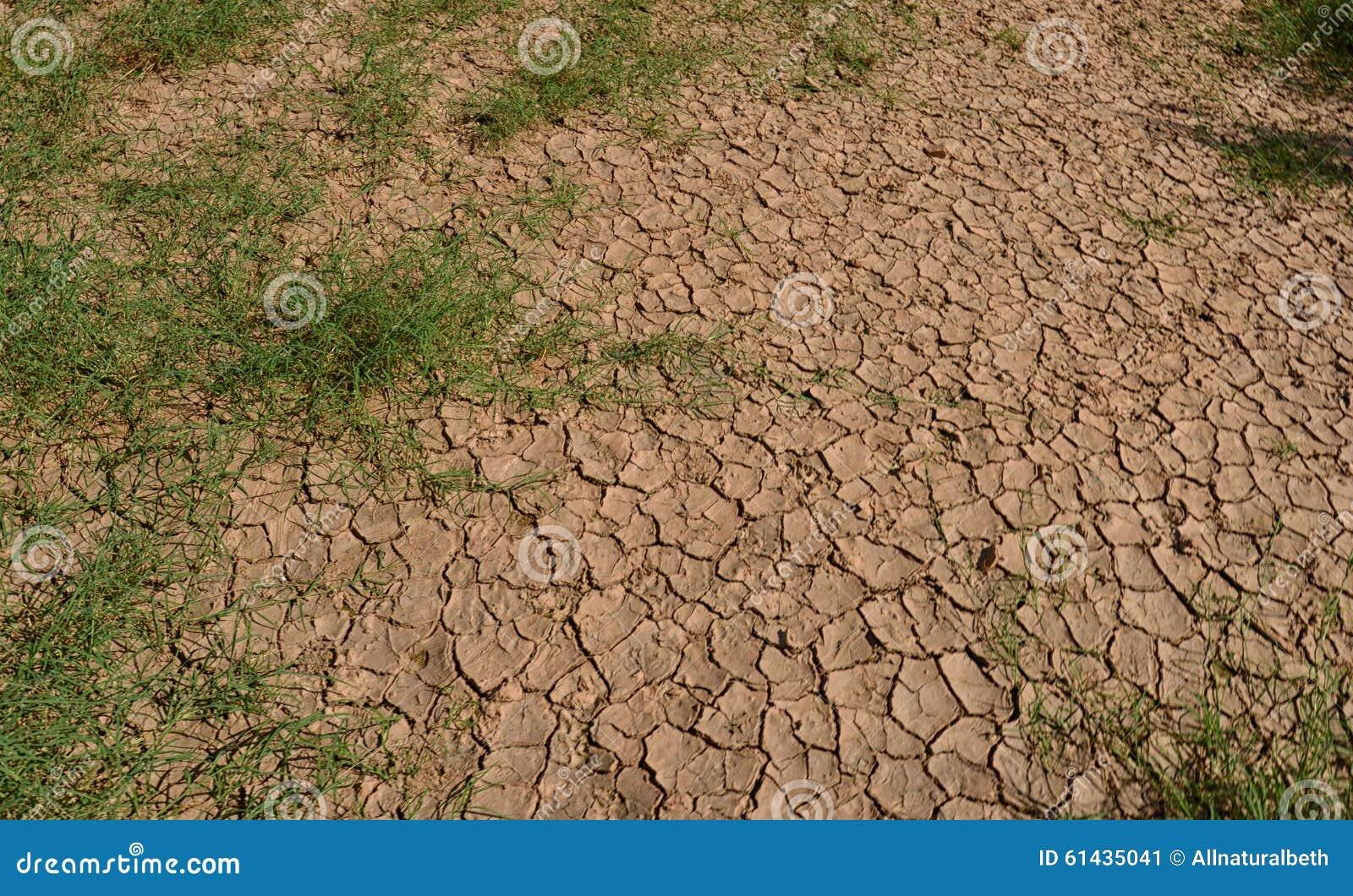 Klimatförändring och torka