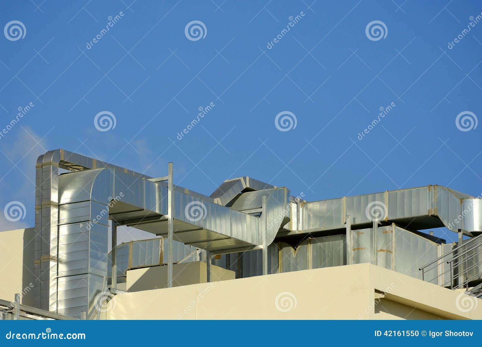 Klimatyzacje na dachu