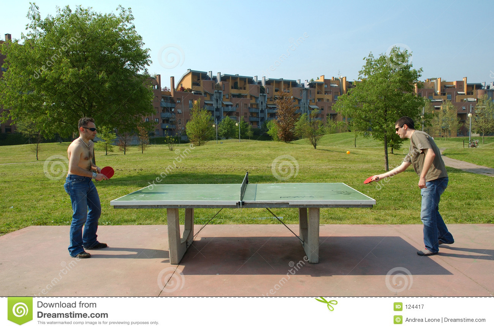 Klingeln Pong