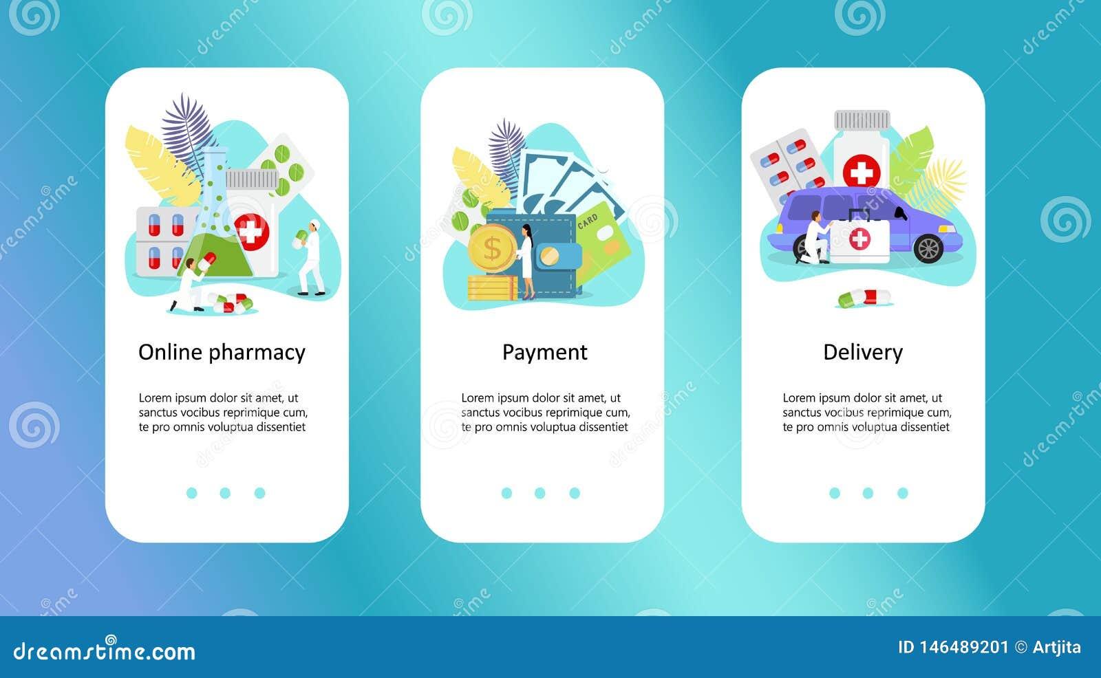 Klinisk mitt, online-apotek