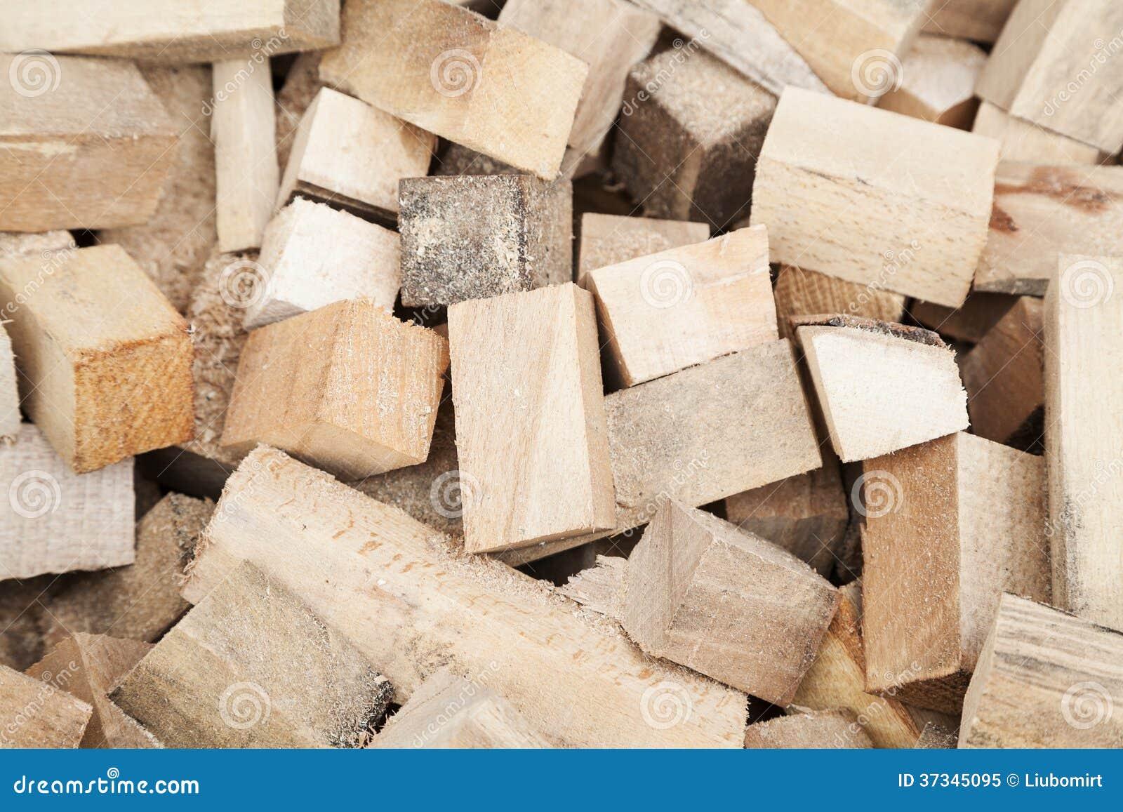 Klipp träkvarter