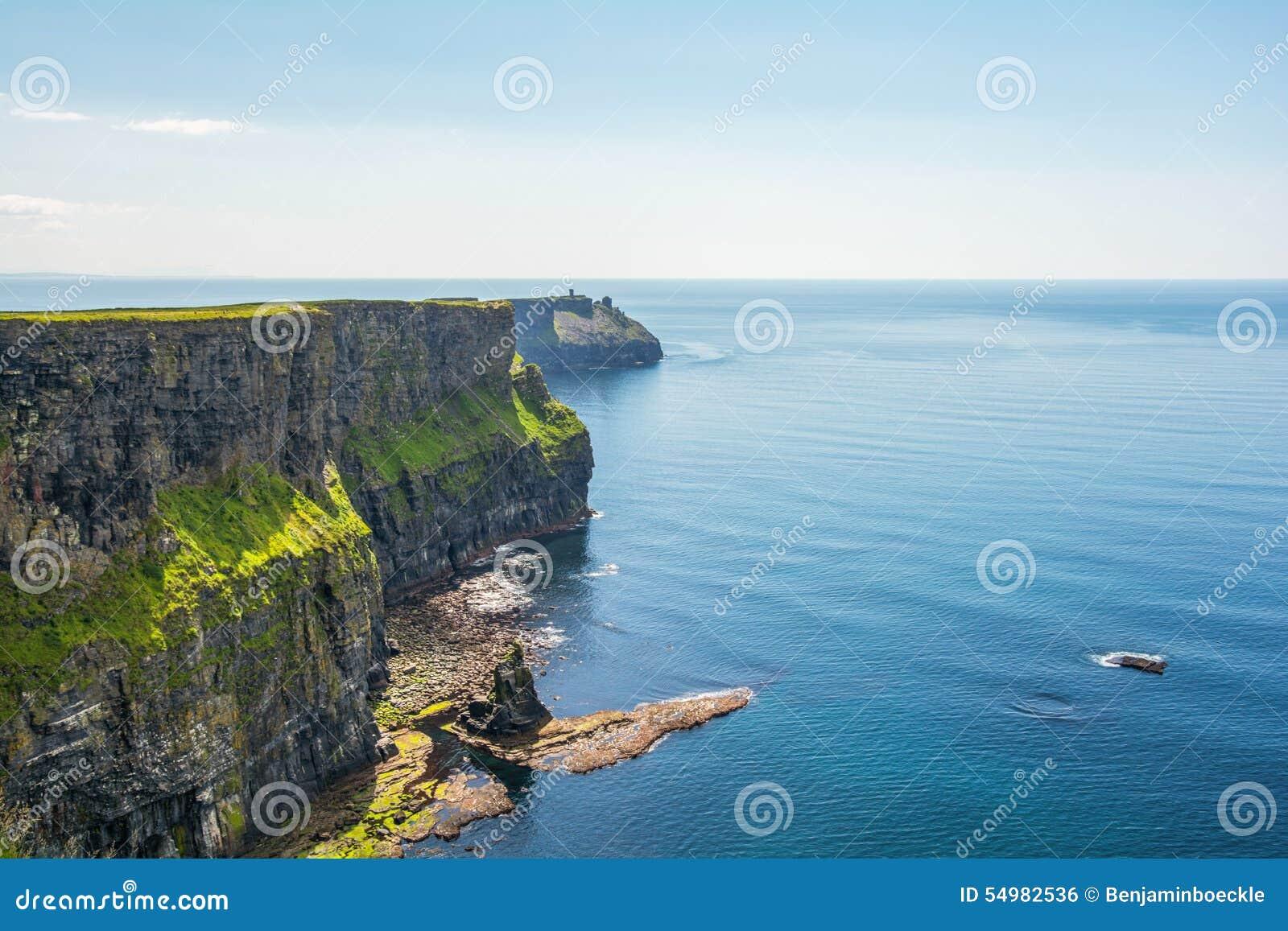 Klippa av Moher, Irland