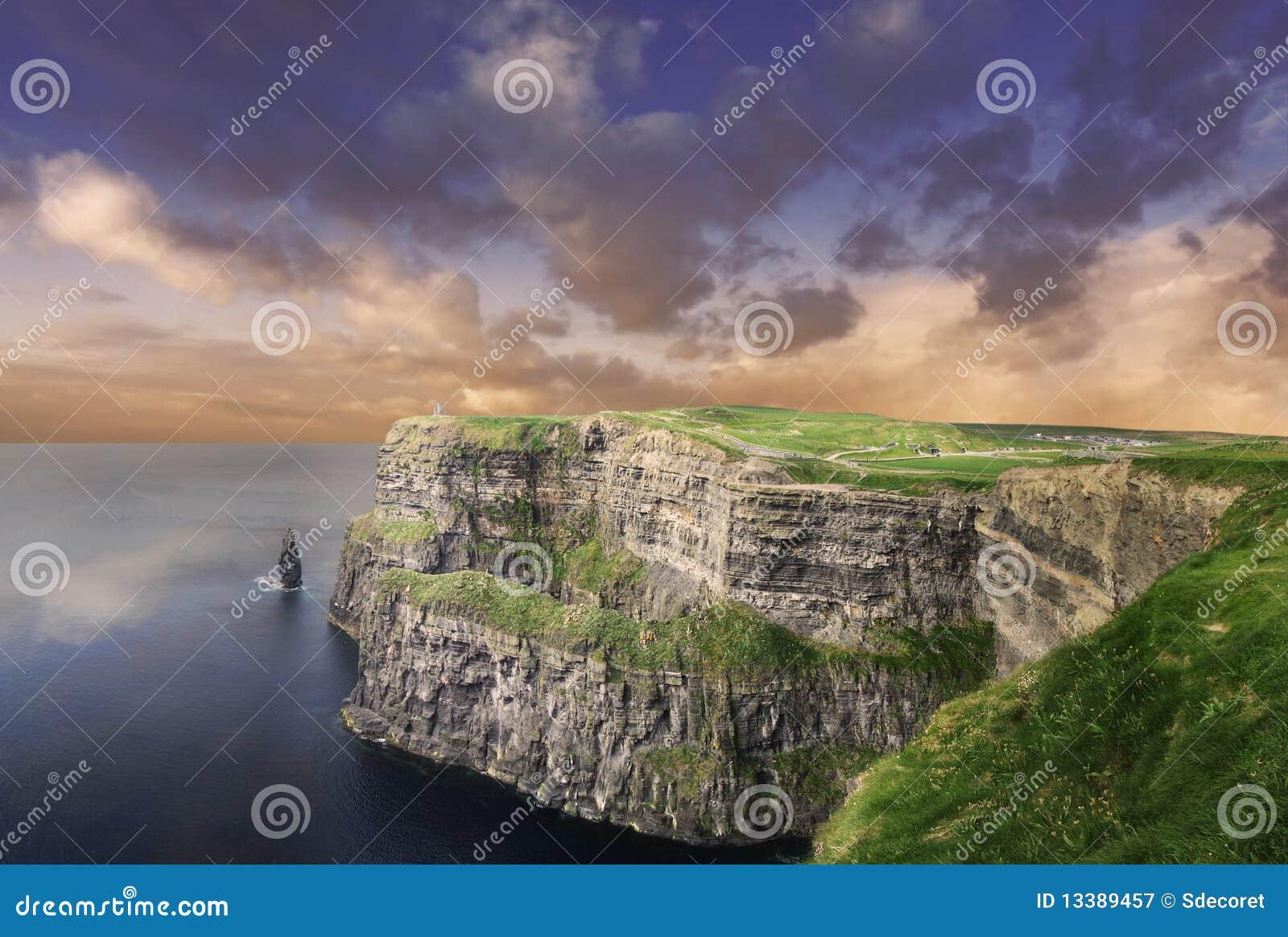 Klippen von Moher - Irland