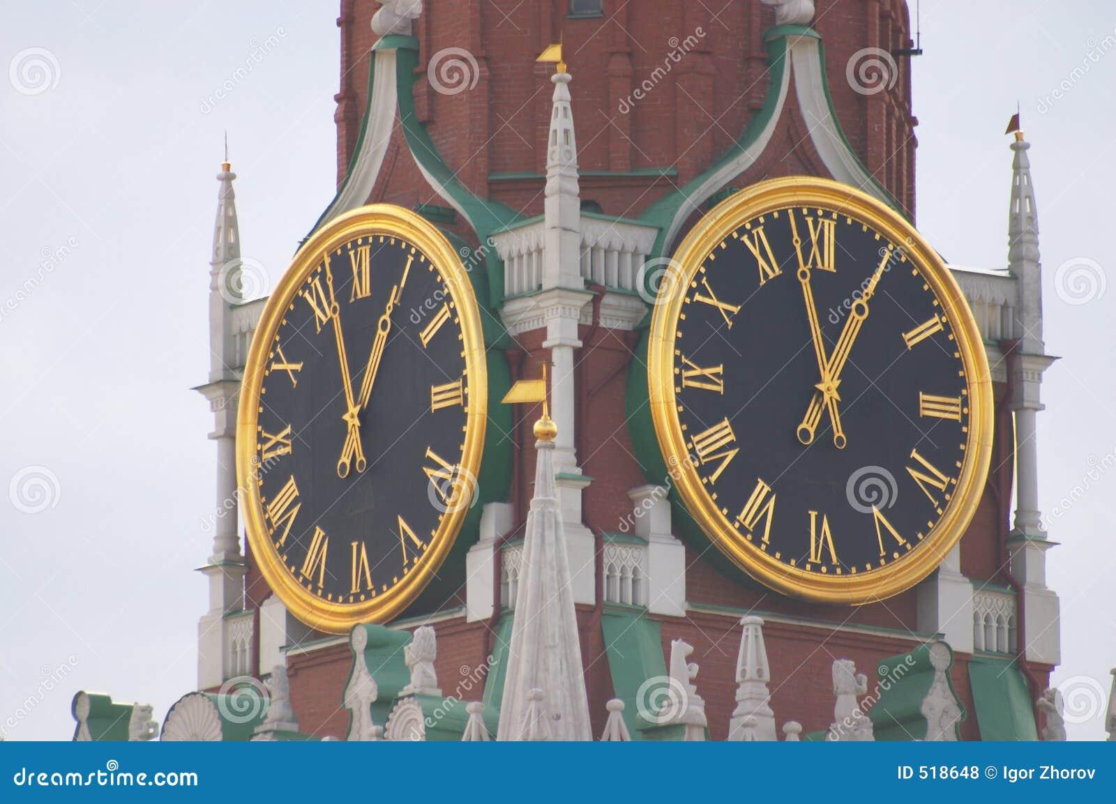 Klocka kremlin