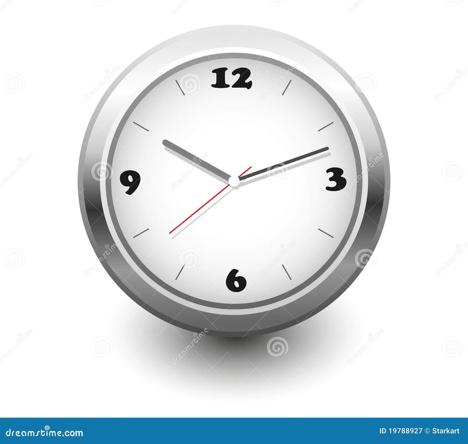 Klockasymbolsvägg