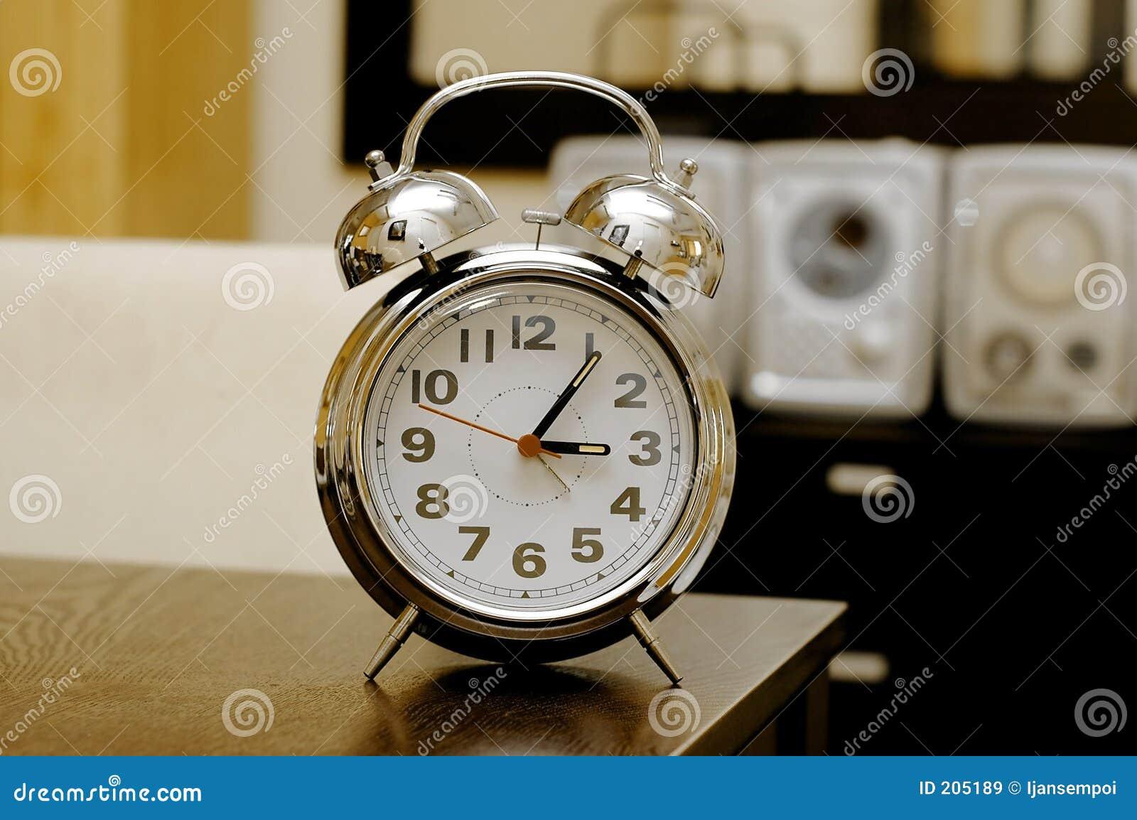 Klockatappning