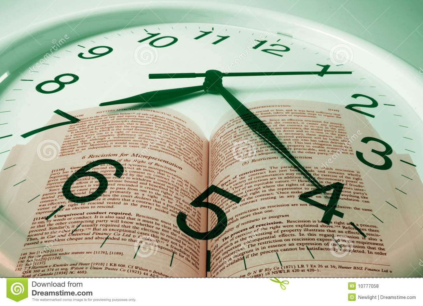 Klok en Boek