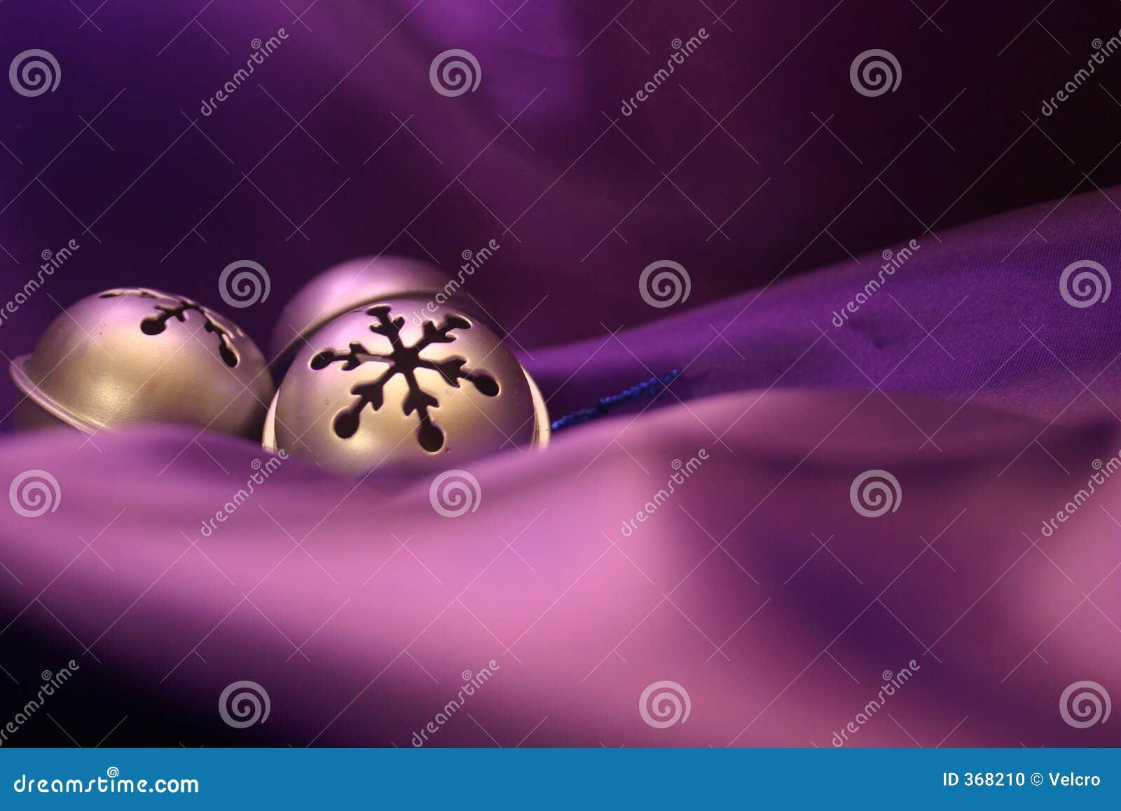 Klokken op Purple