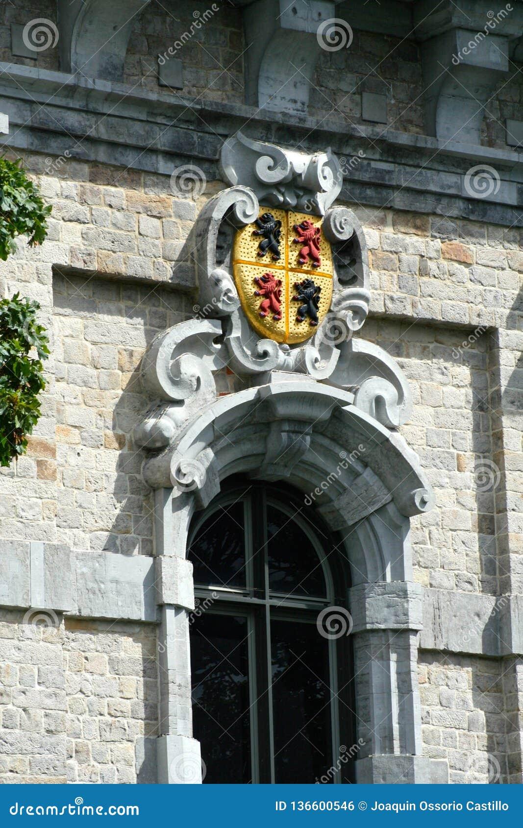 Klokketoren van Mons, België