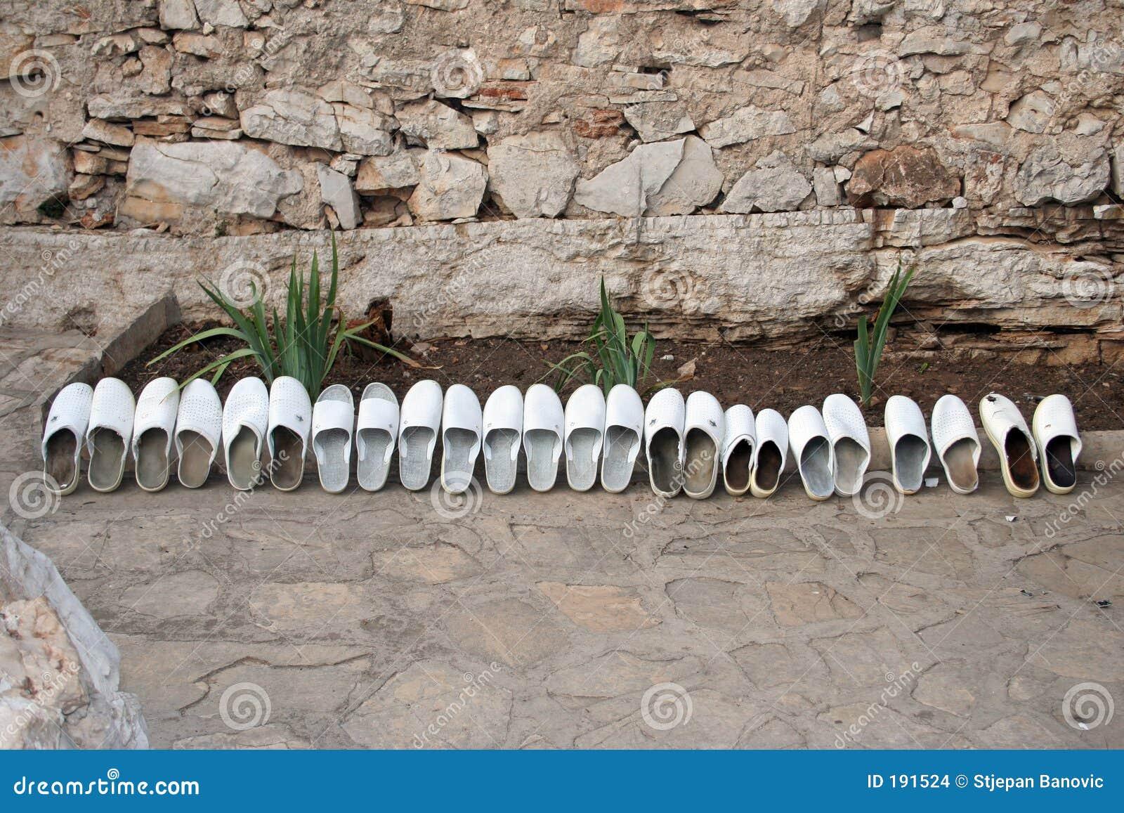 Klompen, zapatos de madera