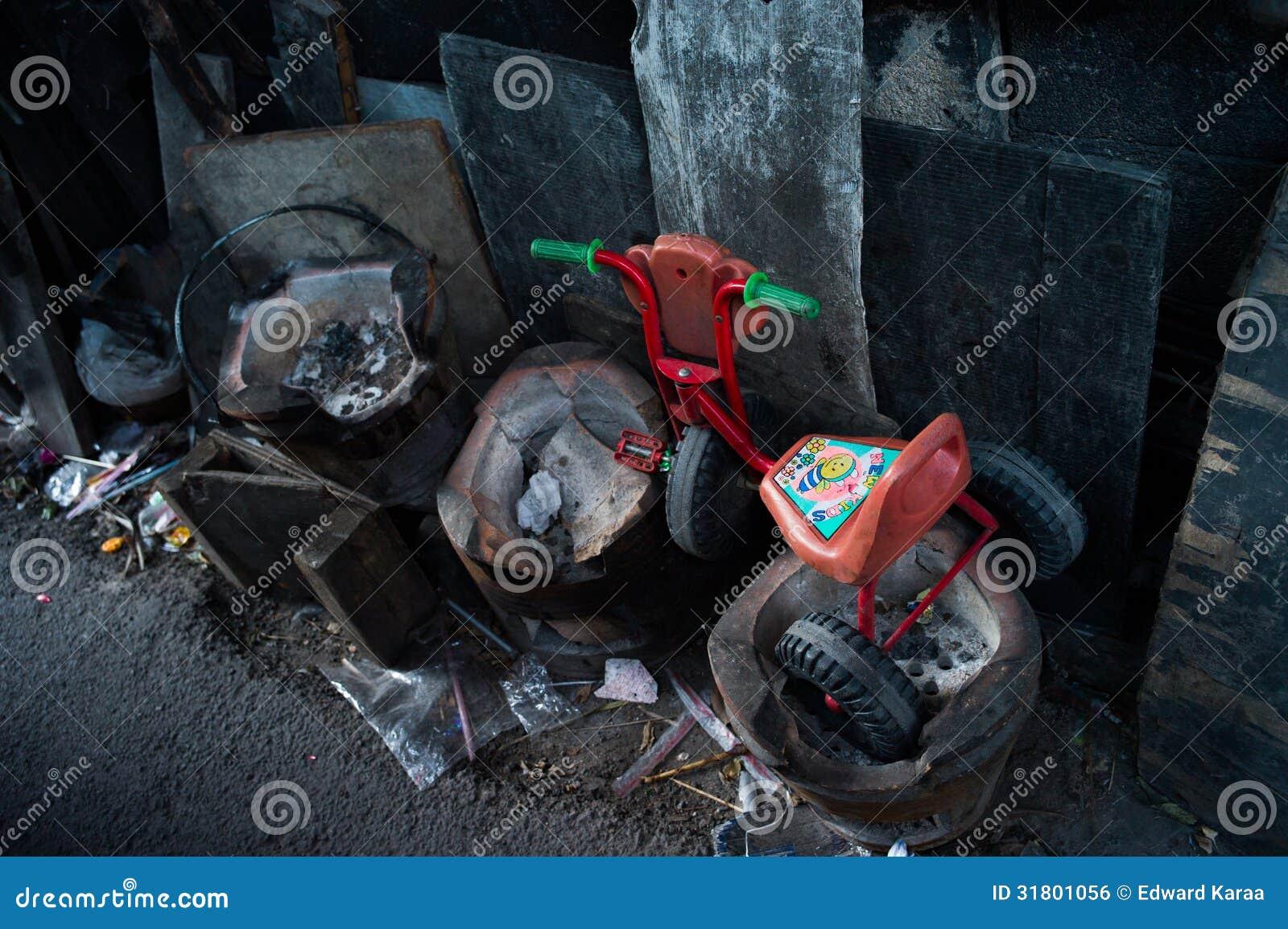 Klongtoey slumkvarter