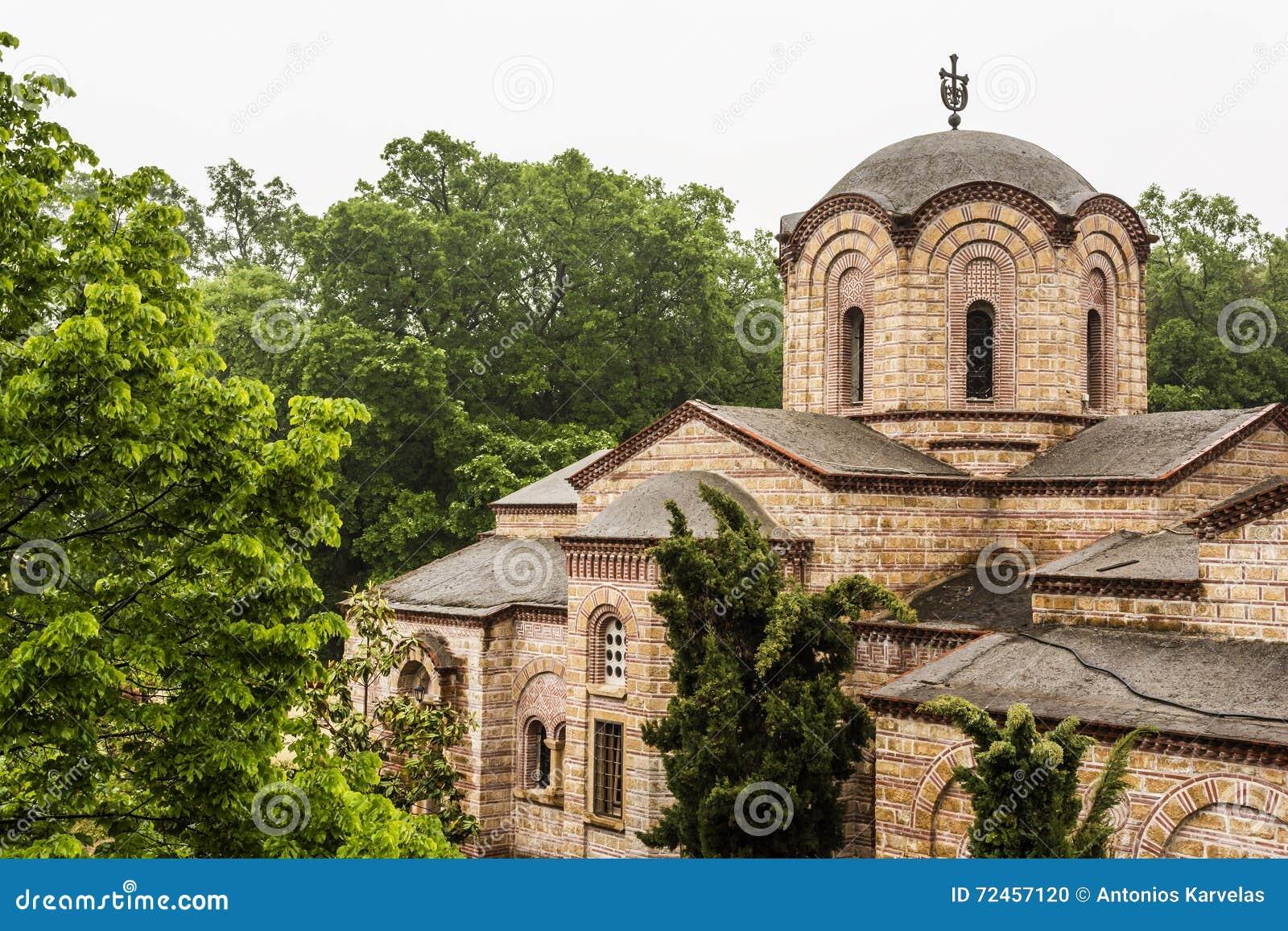 Klooster van Heilige Dionysios van Olympus