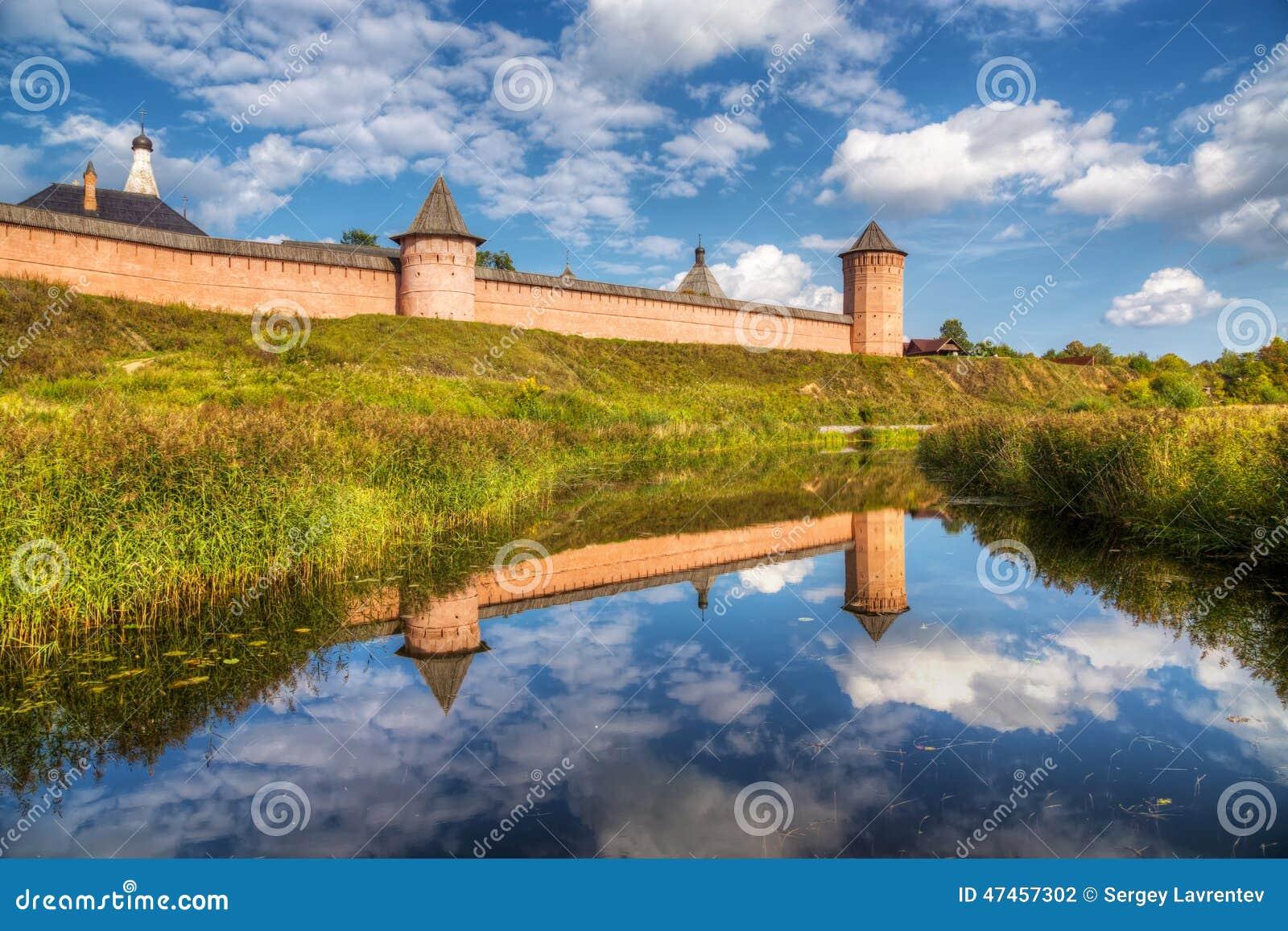 Klooster van Heilige Euthymius Suzdal, Rusland