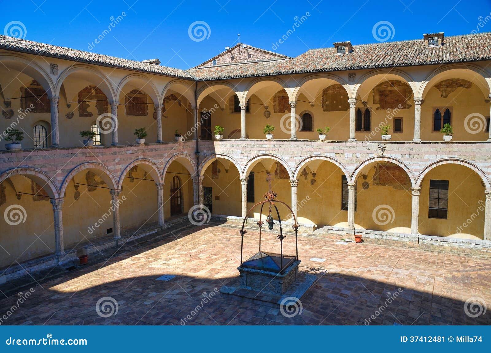 klooster-van-st-francesco-basilica-assis