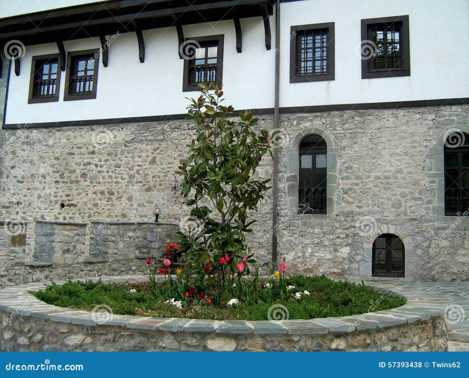 Klooster van St John Doopsgezind, Macedonië