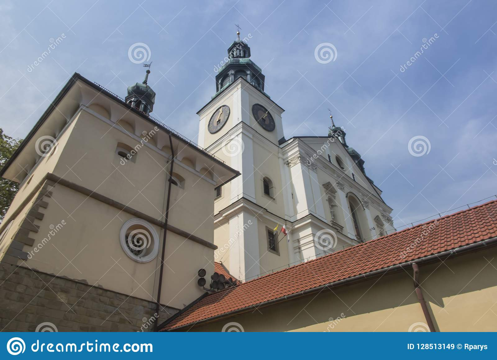 Kloster av Kalwaria Zebrzydowska och UNESCOvärldsheritaen