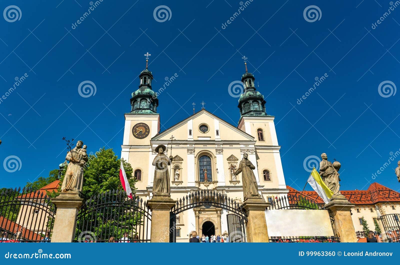 Kloster von Kalwaria Zebrzydowska, eine UNESCO-Welterbestätte in Polen