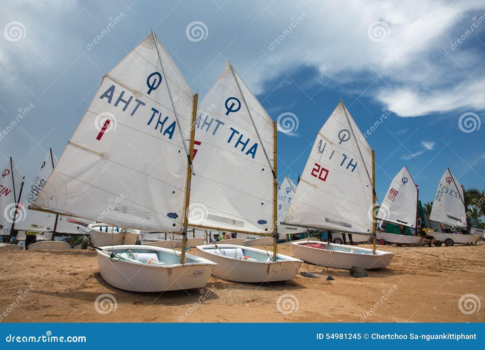 Klubba för havmarinayacht