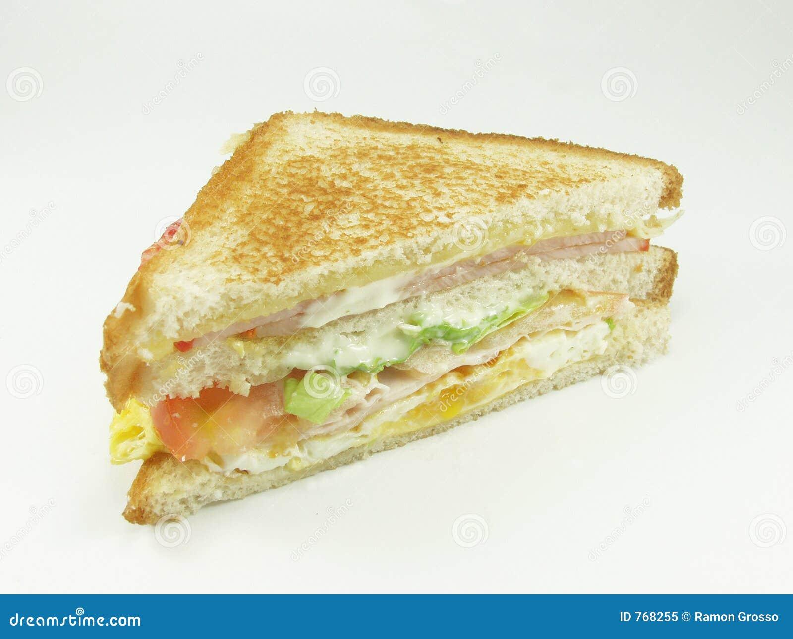 Klubbasmörgås