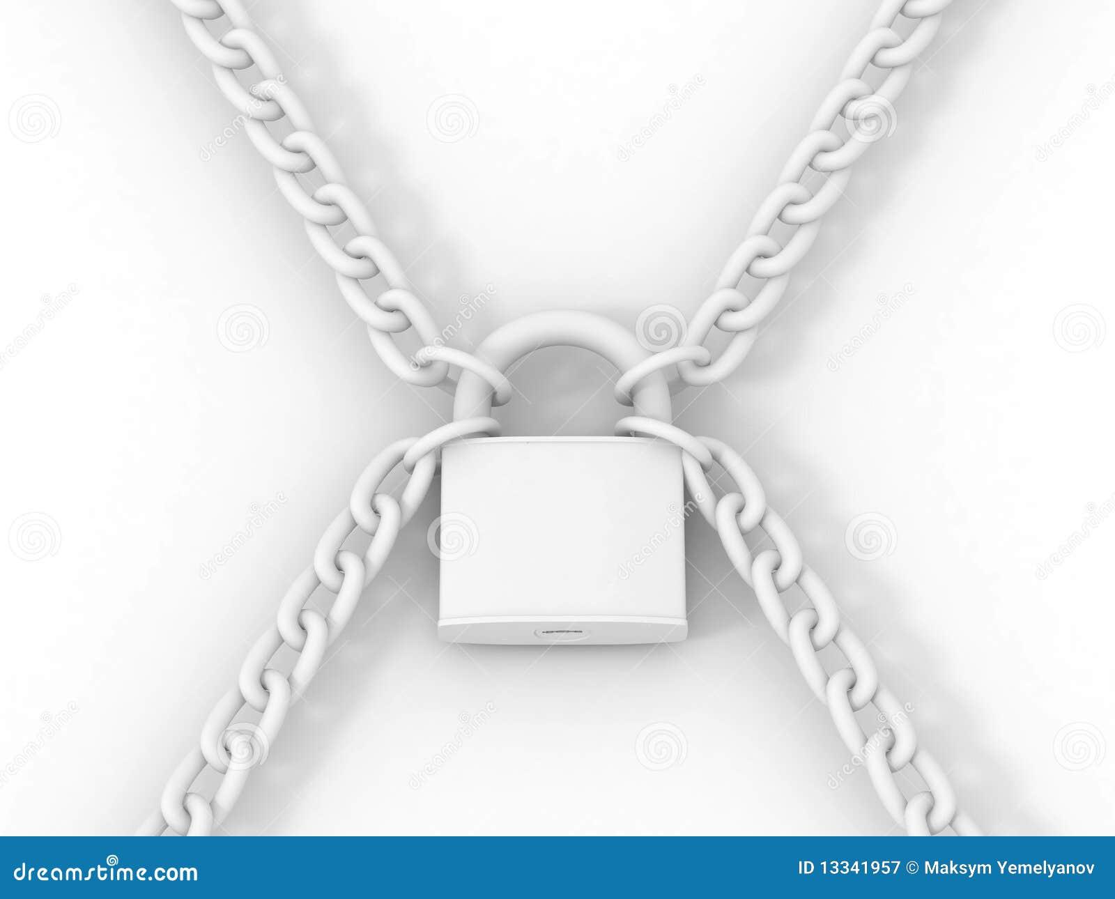Klucza łańcuszkowy kędziorek