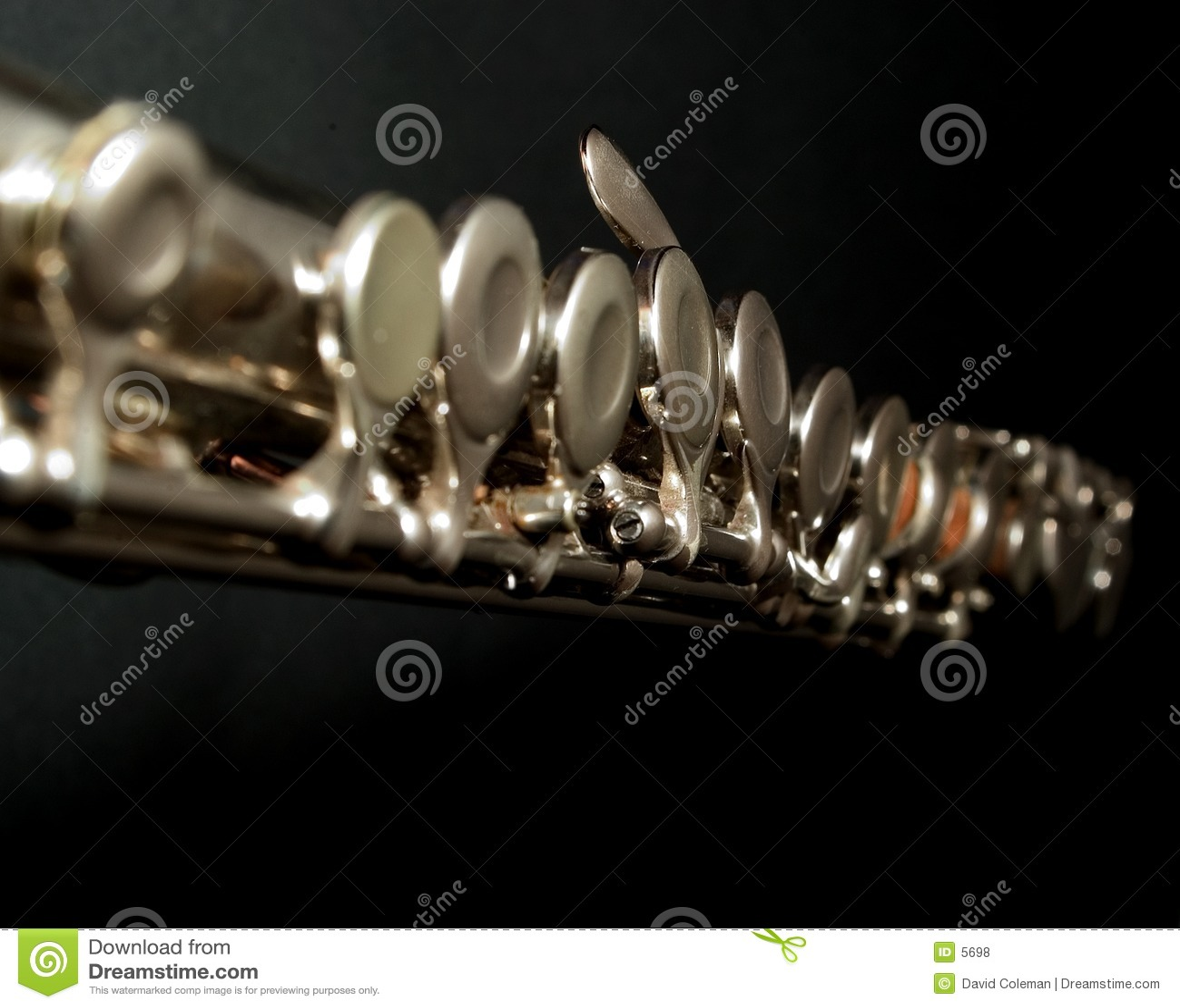Klucze fletów