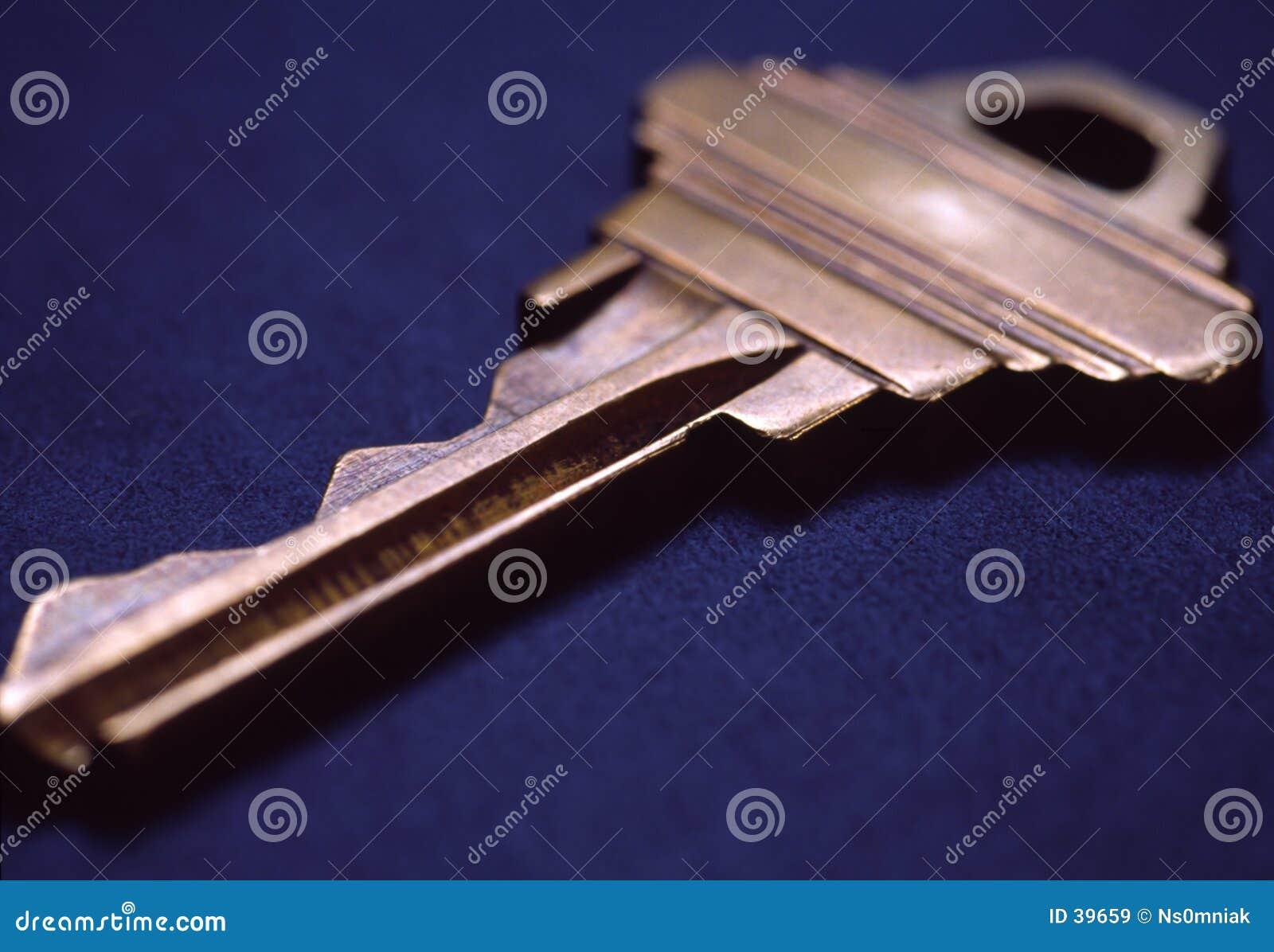 Download Kluczem sukcesu obraz stock. Obraz złożonej z sukces, kędziorek - 39659