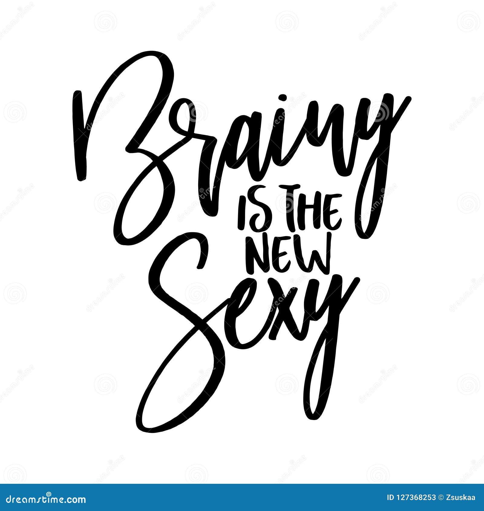 Klyftigt är det nya sexigt