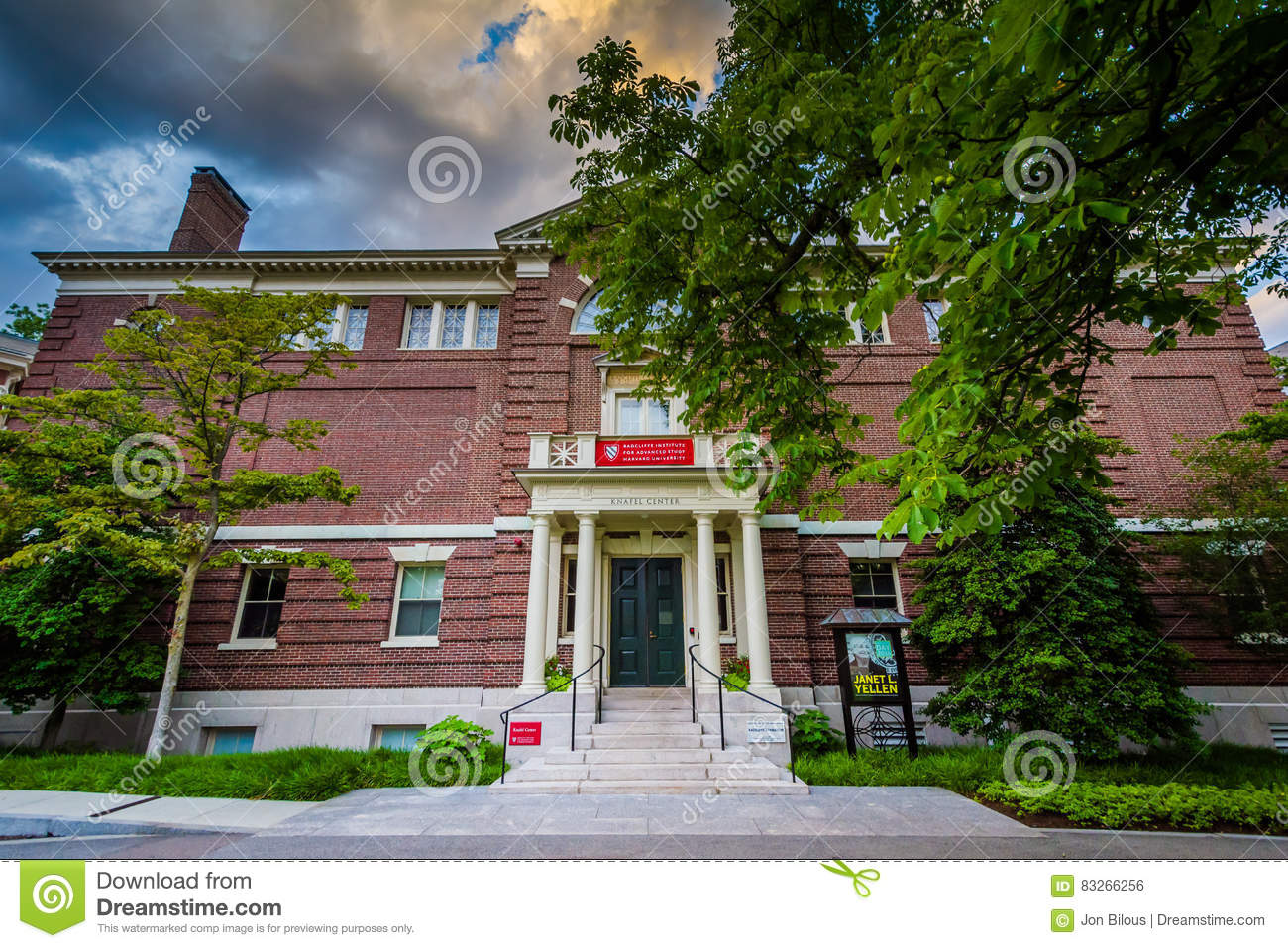 The Knafel Center at the Radcliffe Institute for Advanced Study