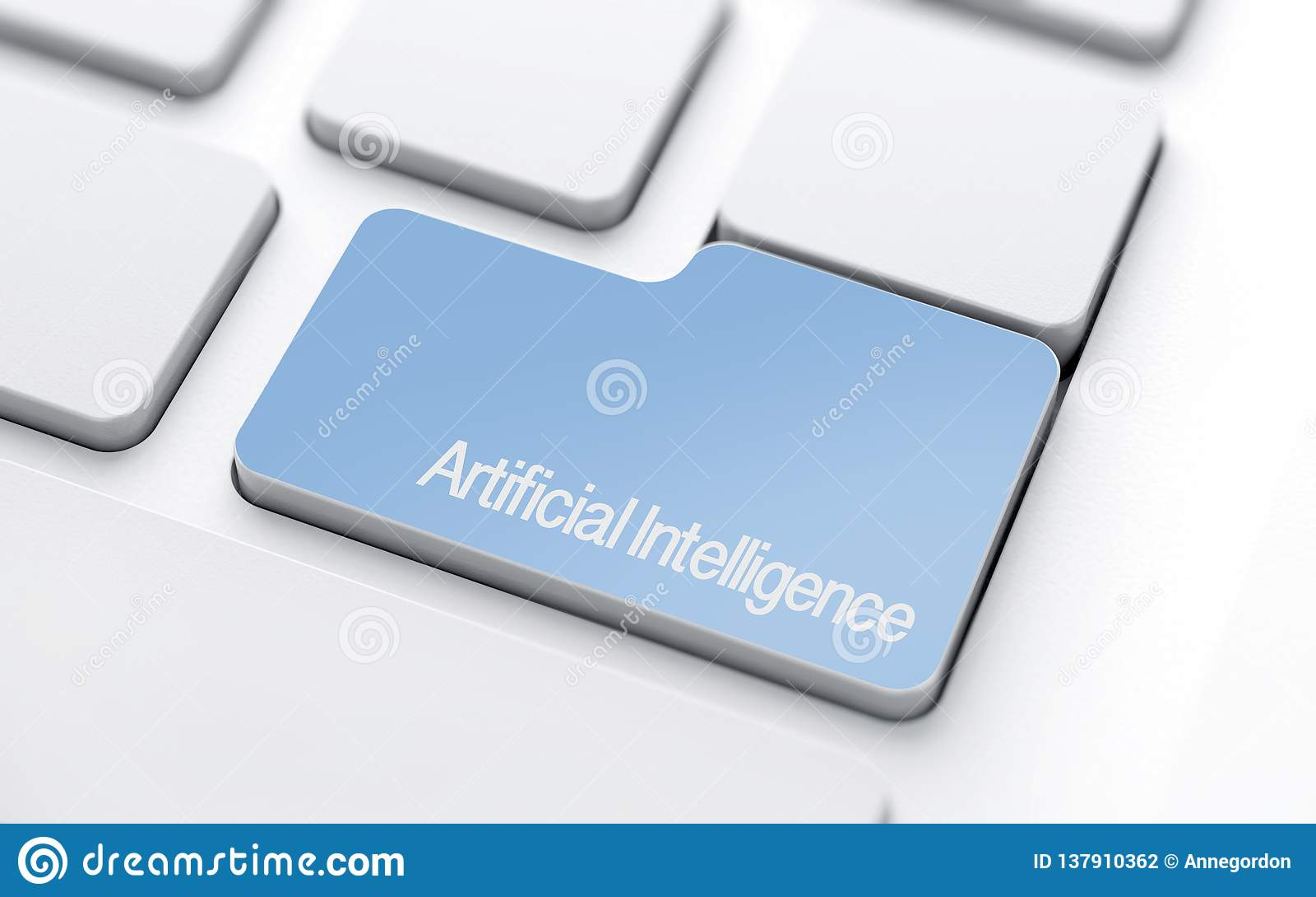 Knapp för konstgjord intelligens