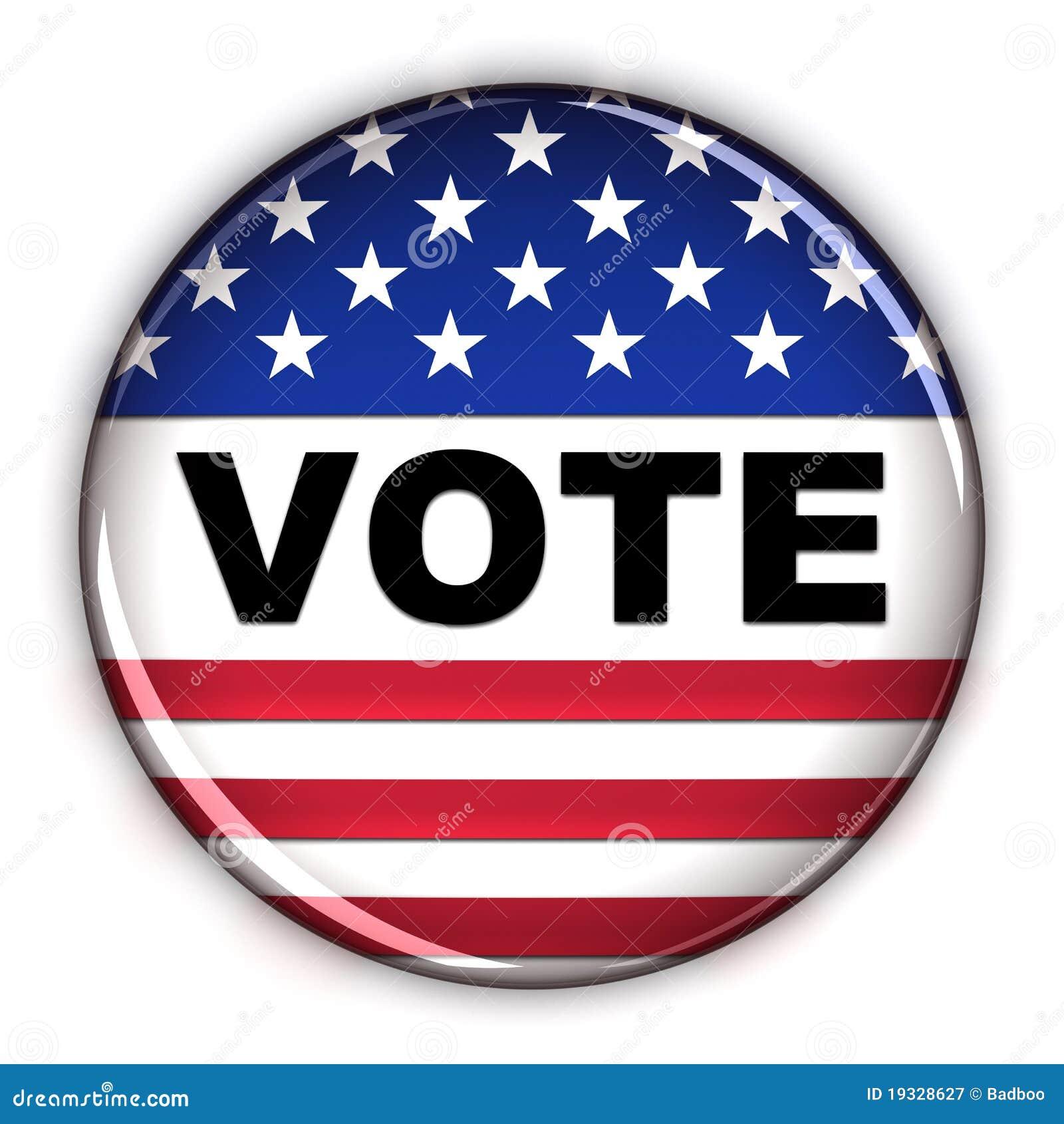 Knappen röstar