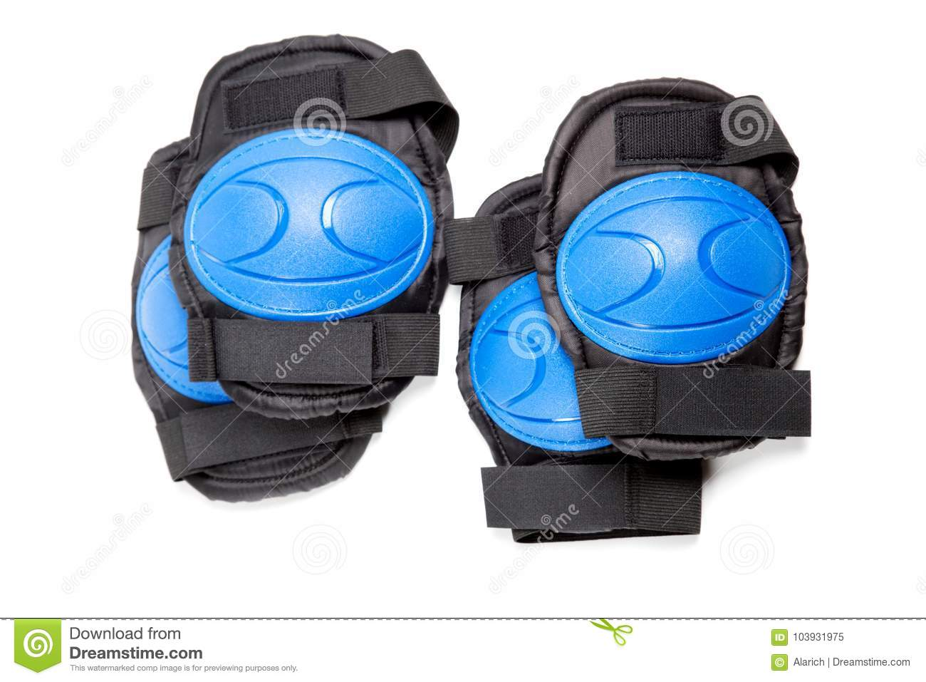 Knee pads and elbow pads