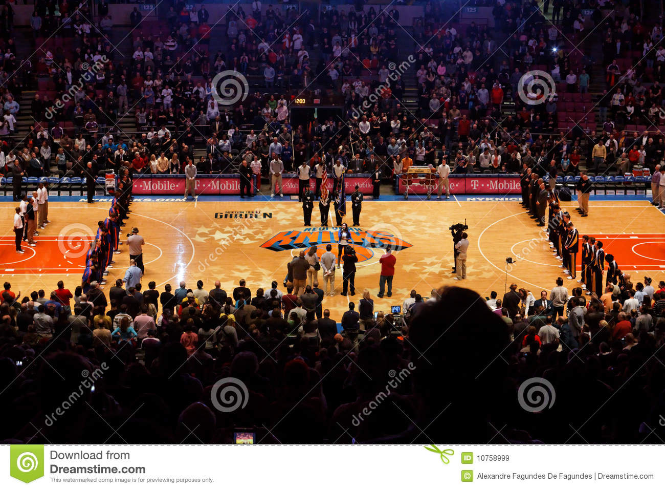 Download Knicks X Indiana Pacers Madison Square Garden Editorial Stock  Image   Image Of Manhattan,