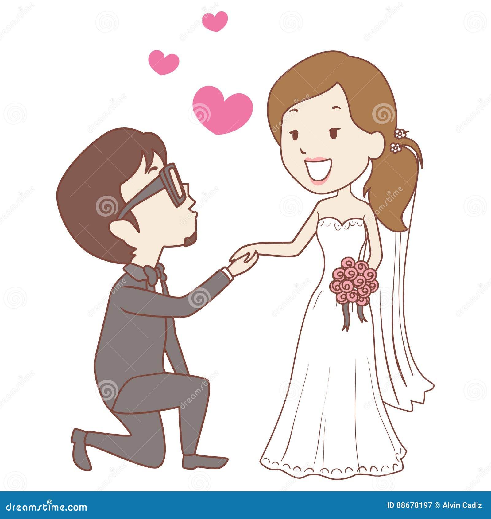Heiratsantrag ohne Datierung