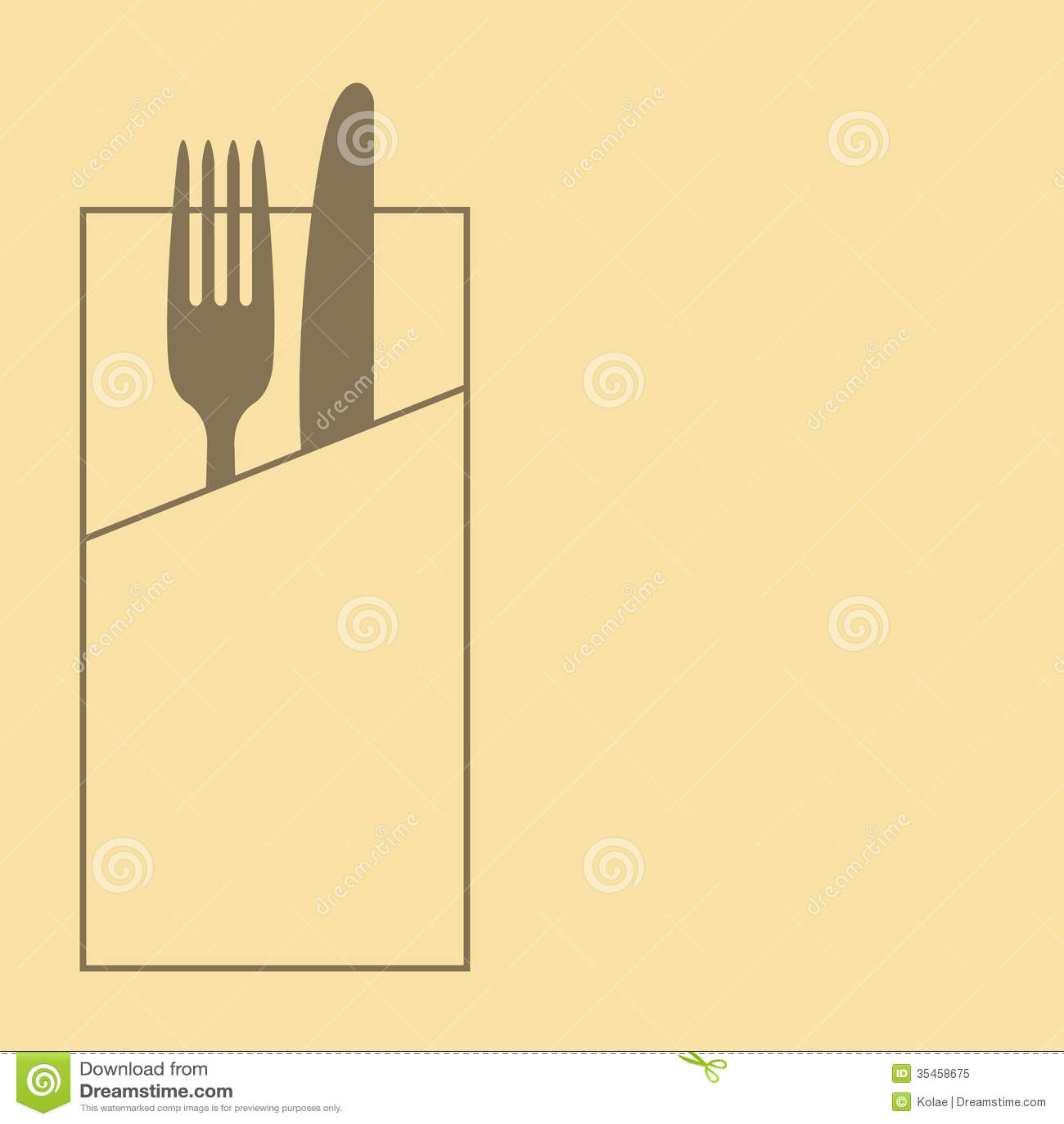 restaurant menu design vector free download