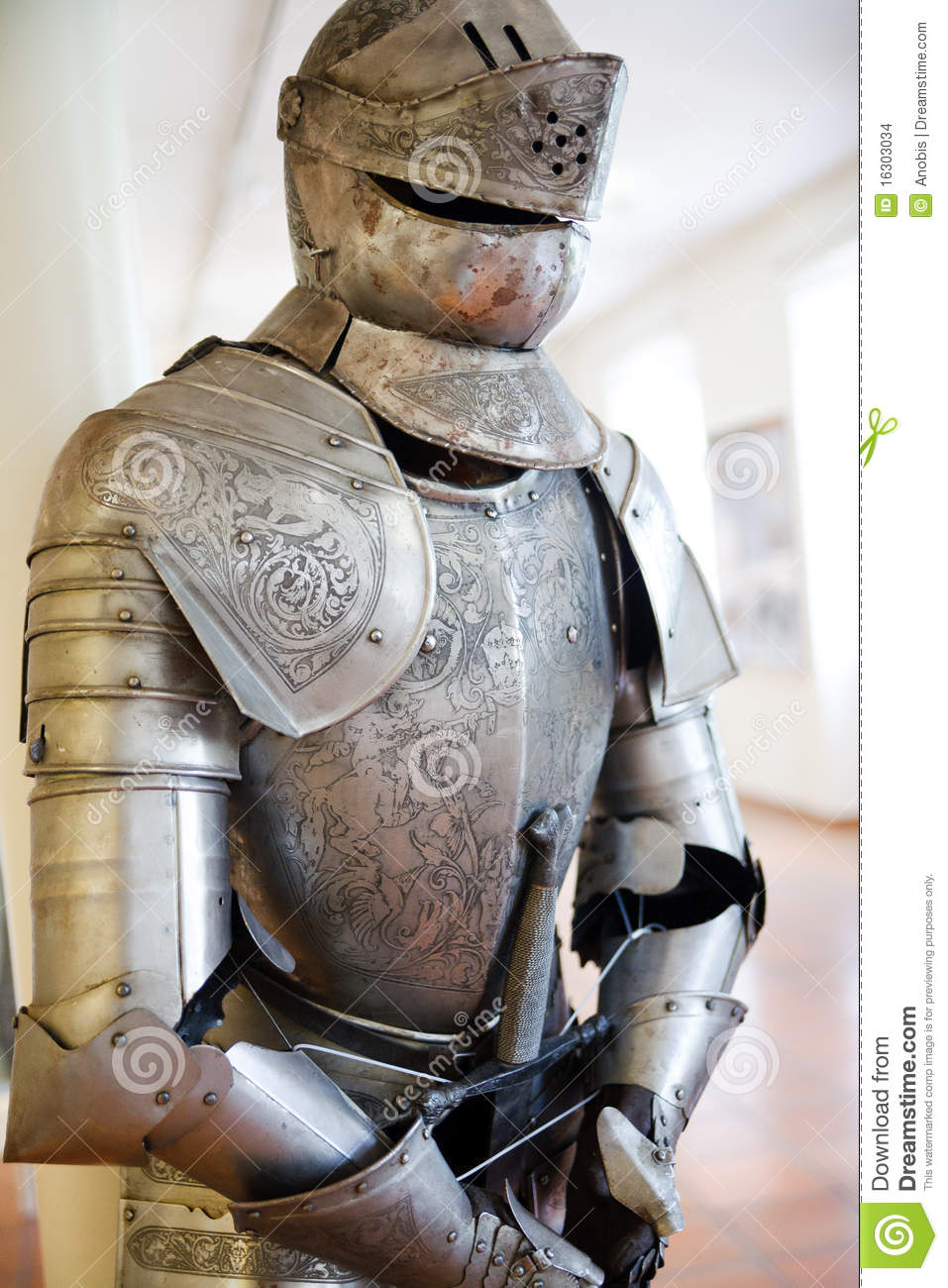 Knight Armor Stock Images - Image: 16303034