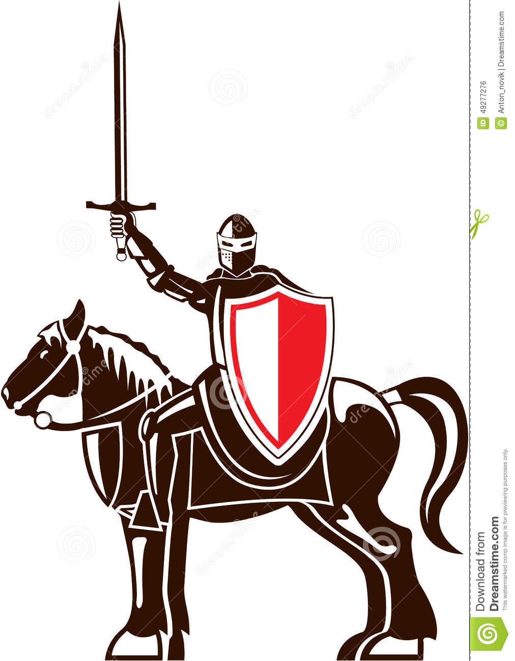 Knight Horse Clipart | www.imgkid.com - The Image Kid Has It!