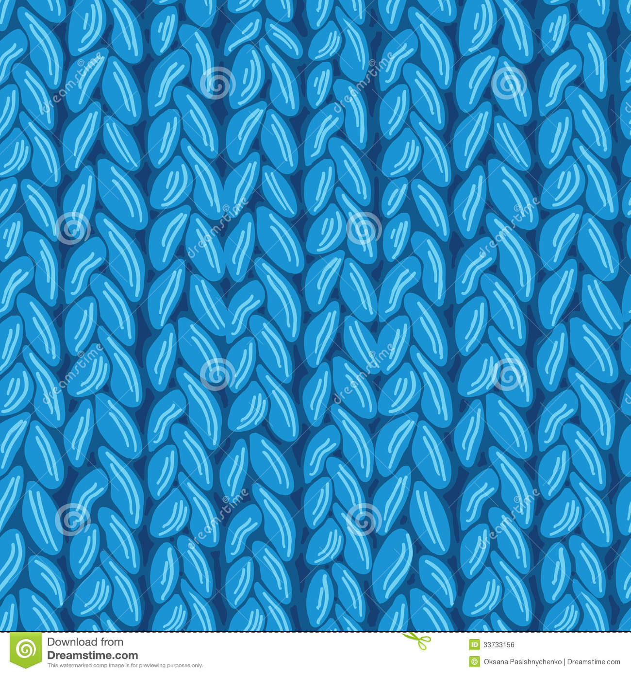 Patterns For Knit Fabric : Knit Sewater Fabric Seamless Pattern Texture Stock Vector - Image: 33733156