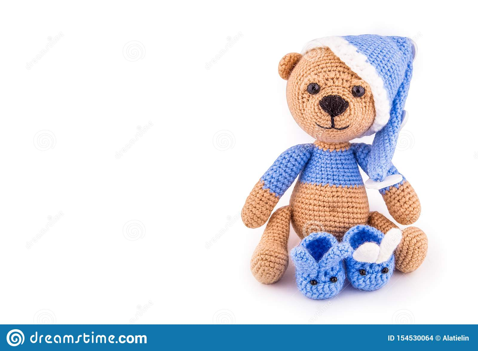 Crochet Amigurumi Sleeping Bear Tutorial & Pattern - YouTube | 1175x1600