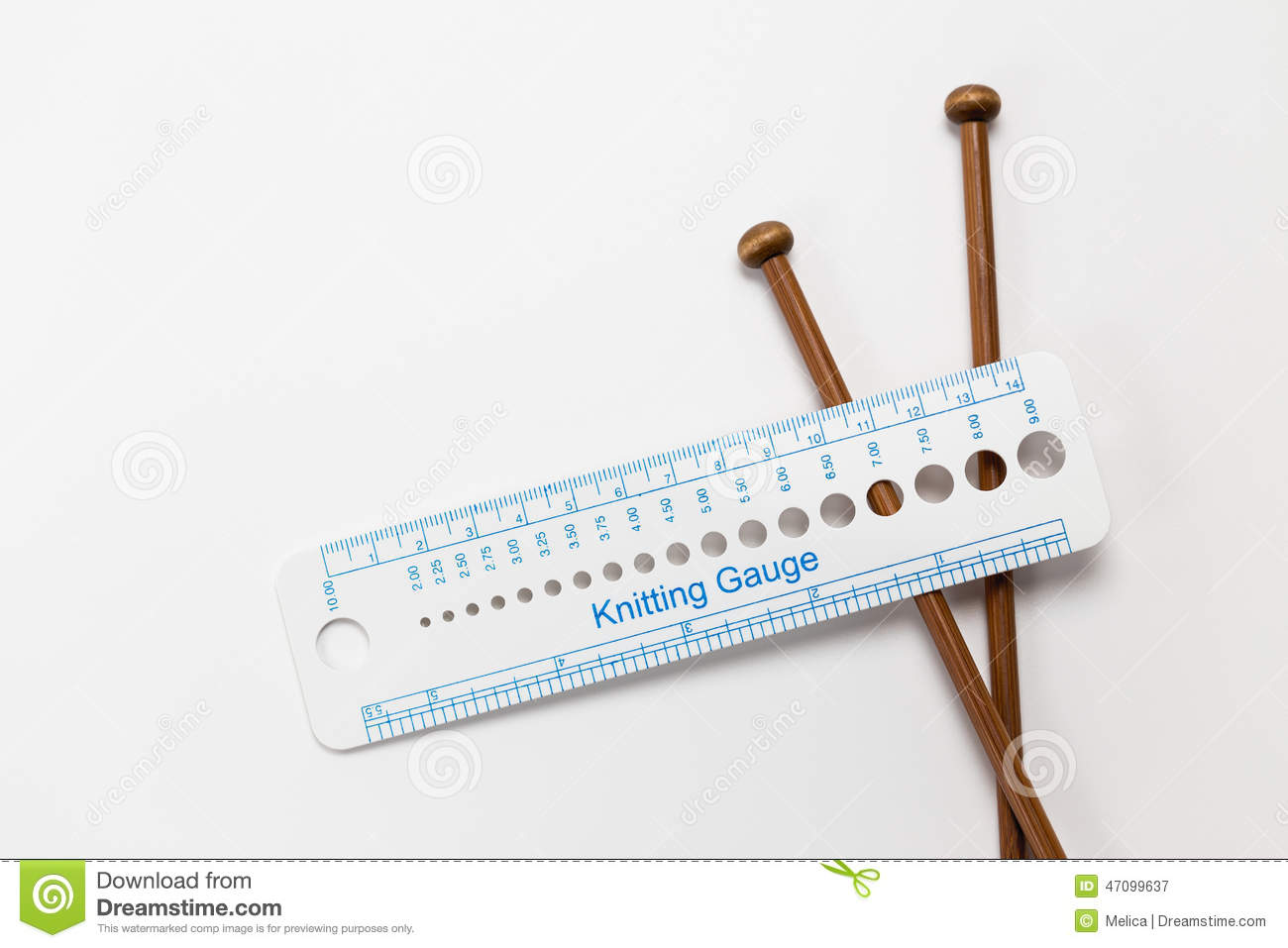 Knitting Accessories Stock Photo - Image: 47099637