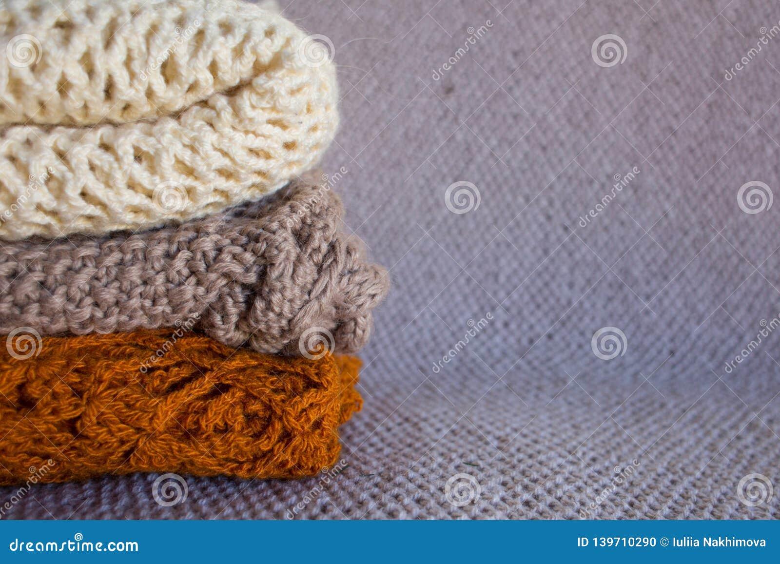Knitting goods