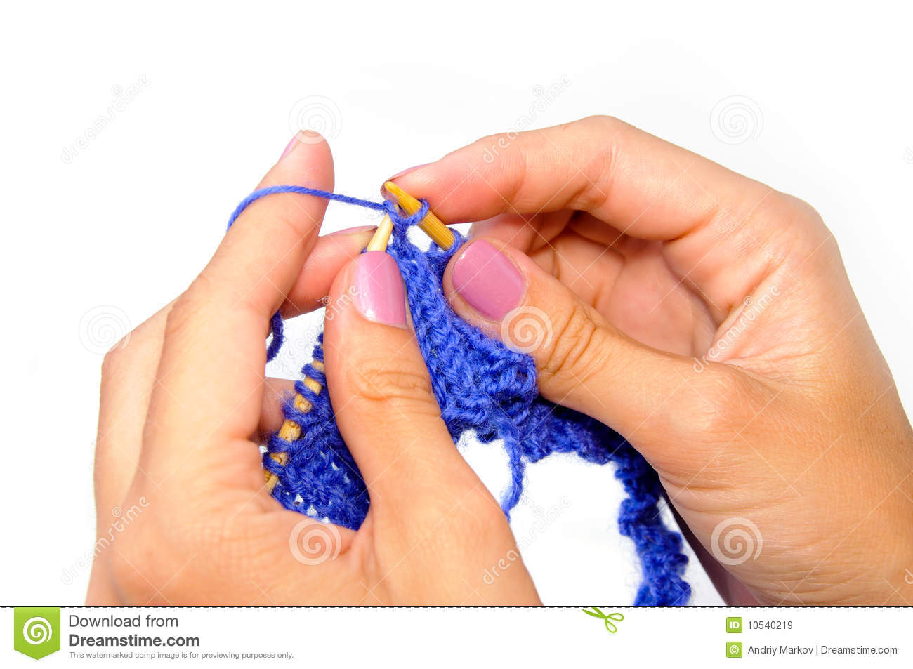 Knitting Hands Clipart : Knitting hands royalty free stock images image
